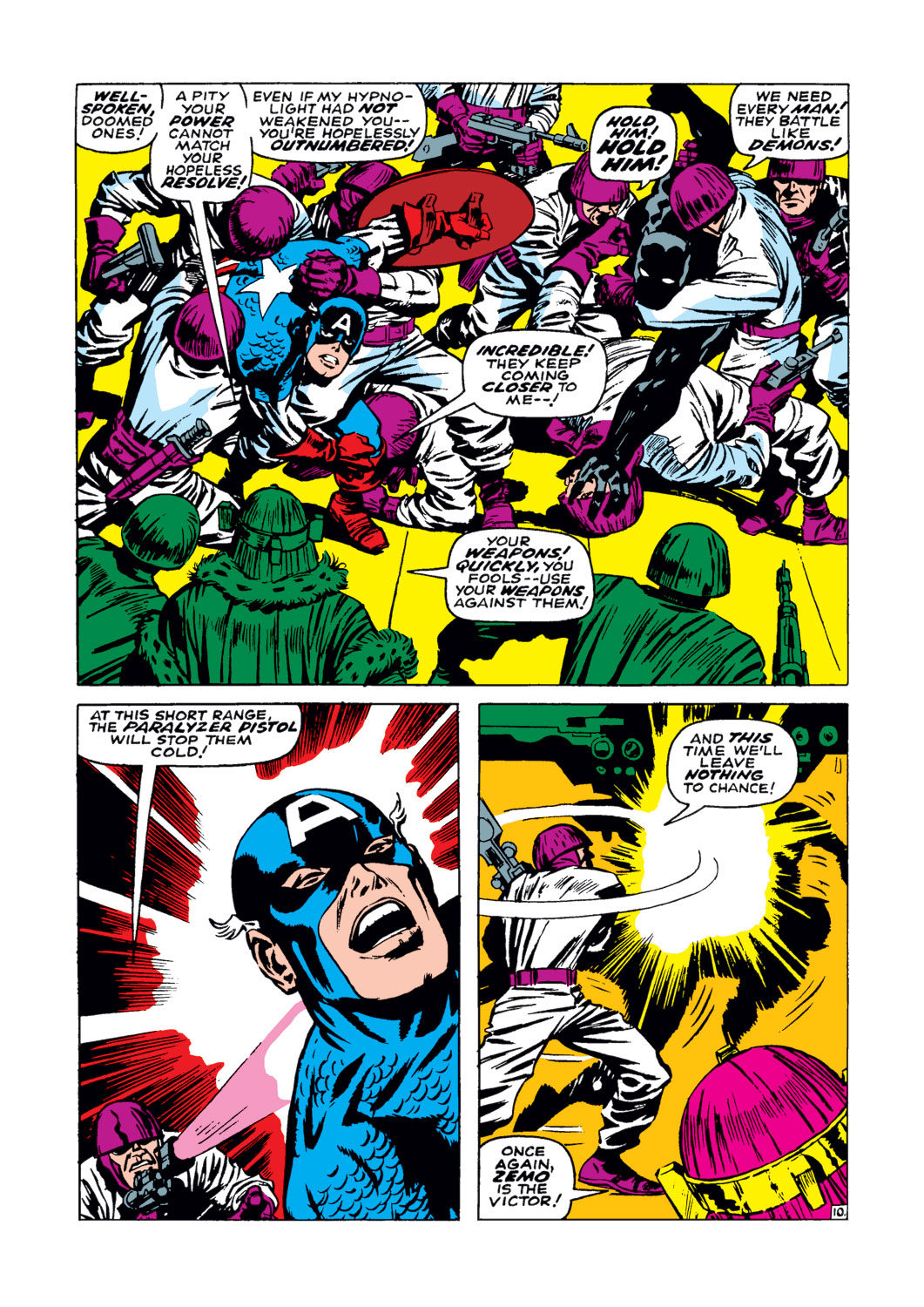 Tales of Suspense (1959) issue 99 - Page 22