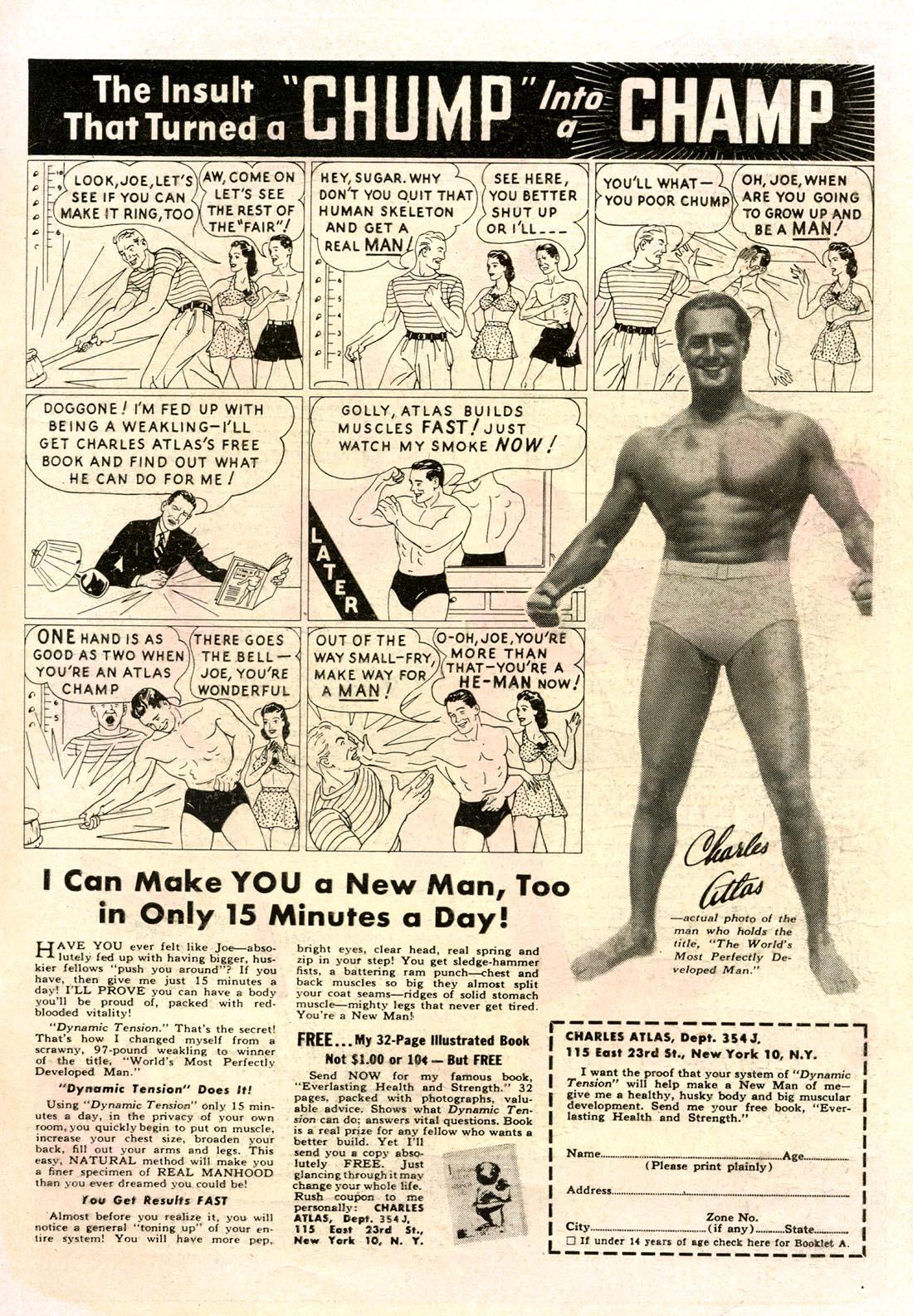 Read online Adventure Comics (1938) comic -  Issue #204 - 43