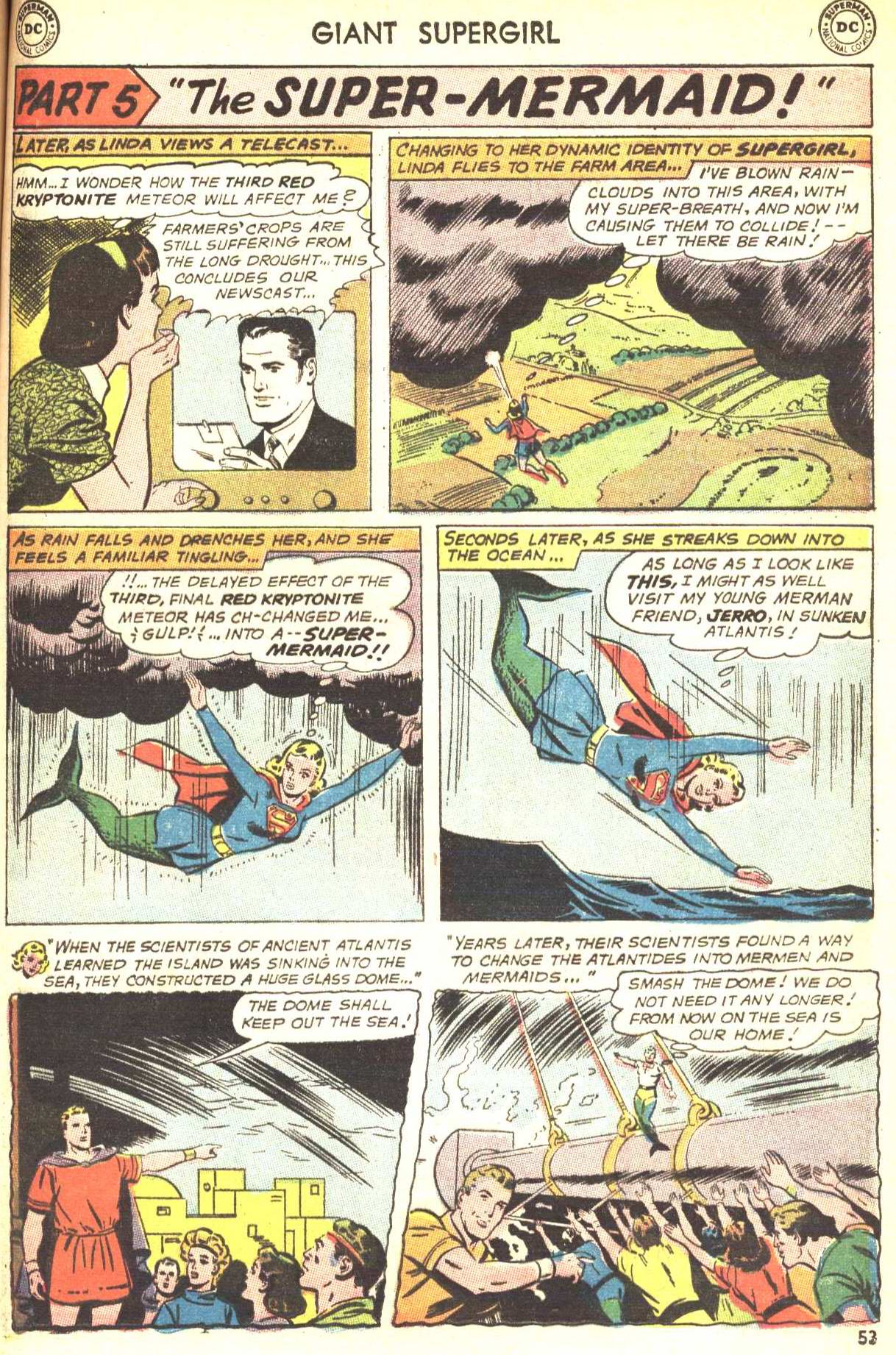 Read online Action Comics (1938) comic -  Issue #360 - 52