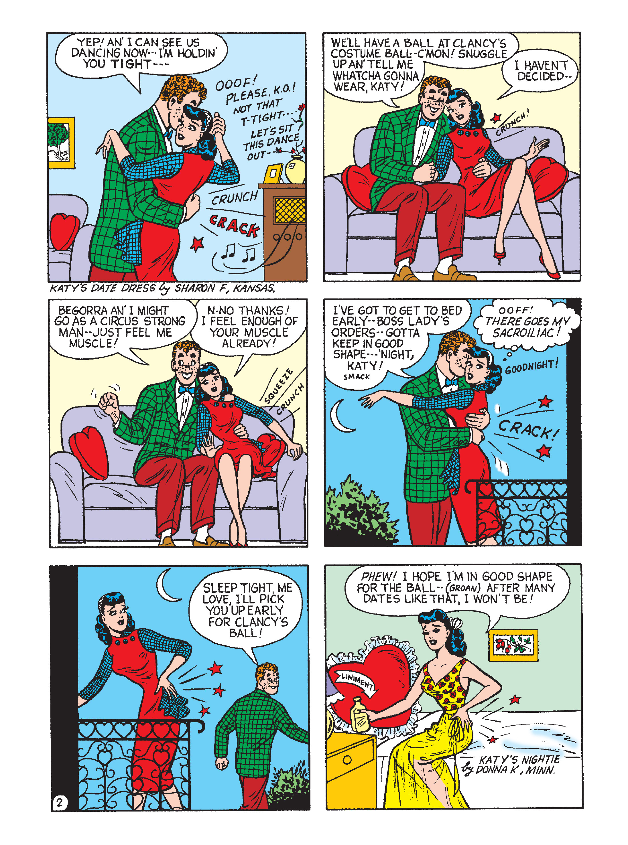 Read online Archie 75th Anniversary Digest comic -  Issue #5 - 82