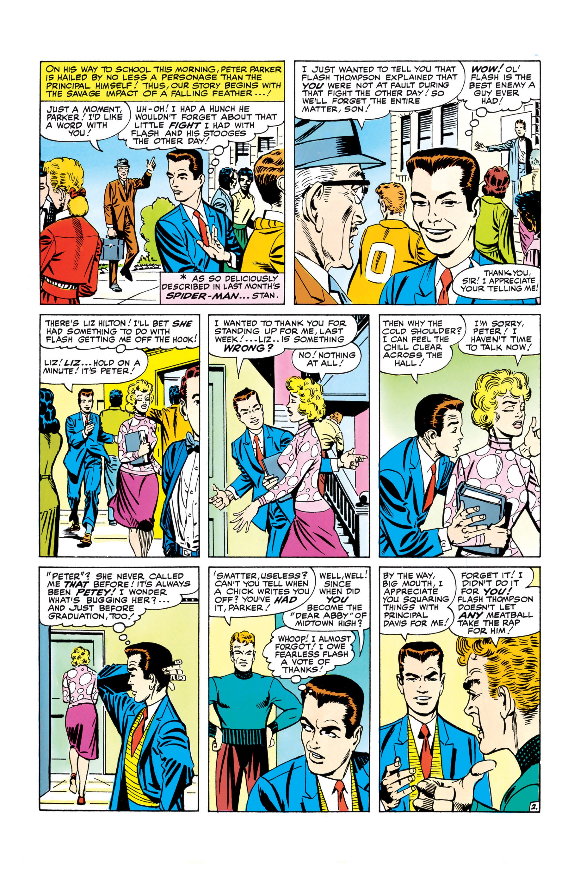 The Amazing Spider-Man (1963) 28 Page 2