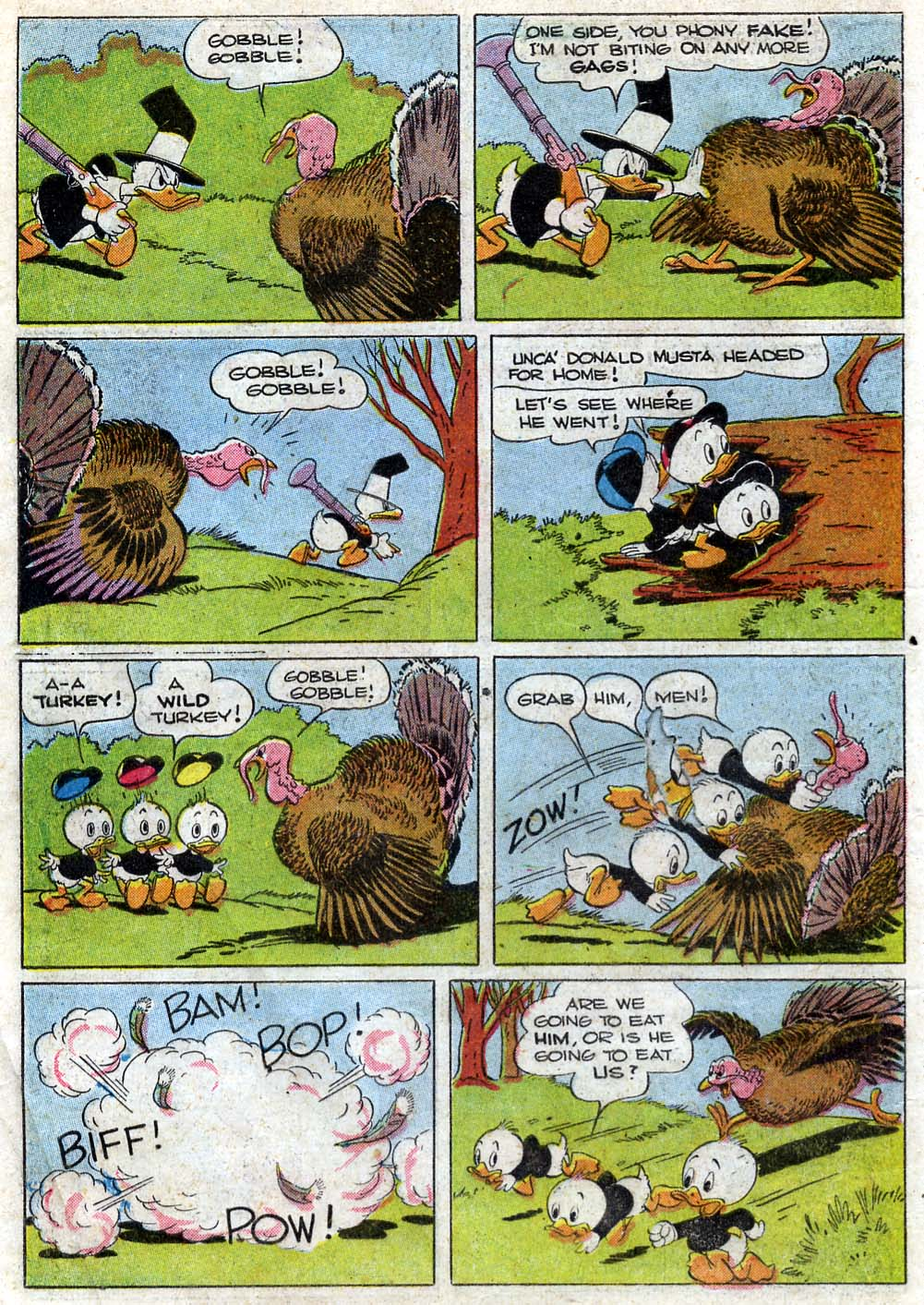 Walt Disney's Comics and Stories issue 87 - Page 8