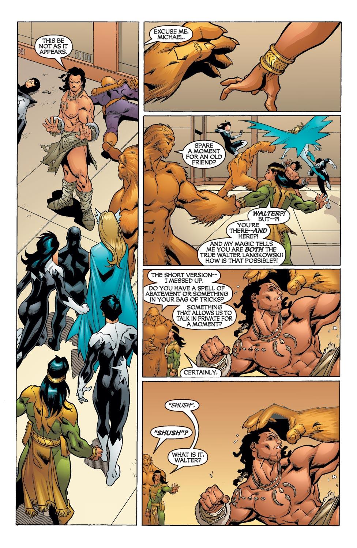 Read online Alpha Flight (2004) comic -  Issue #12 - 13