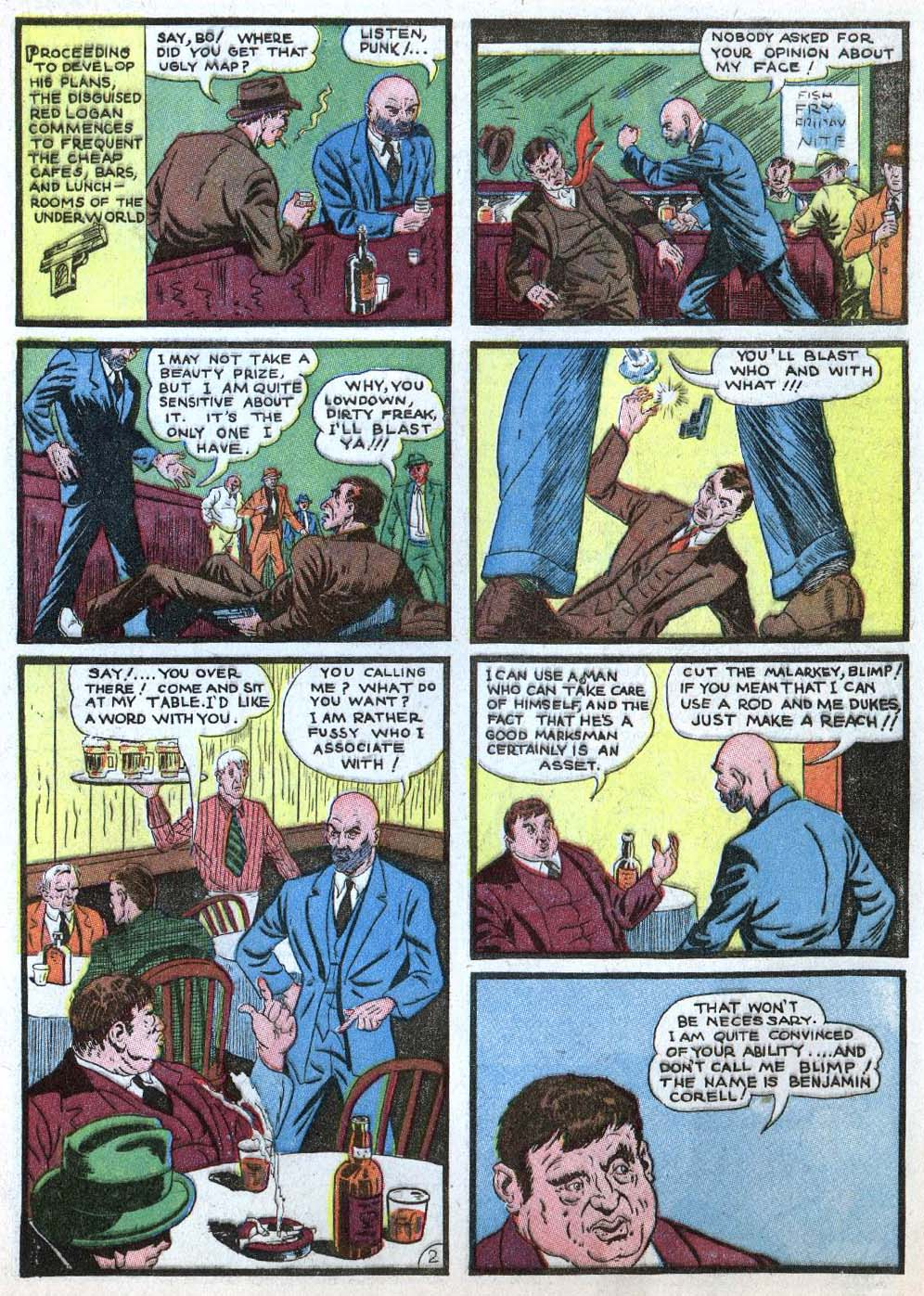 Read online Detective Comics (1937) comic -  Issue #43 - 25