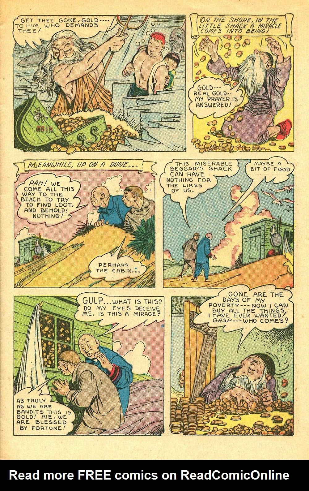 Read online Super-Magician Comics comic -  Issue #56 - 11