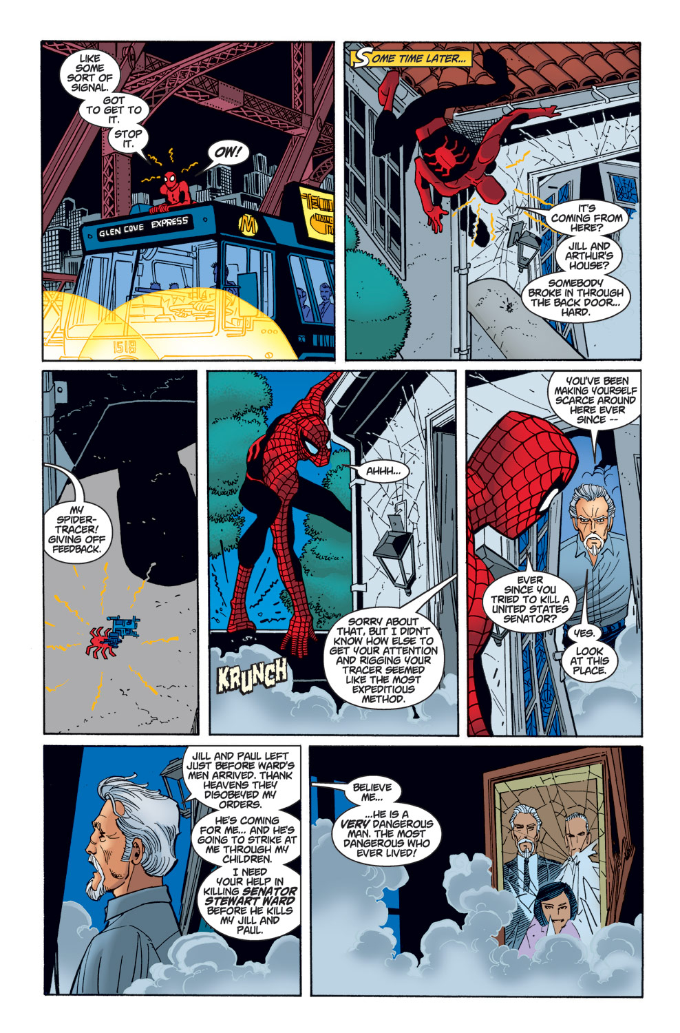 The Amazing Spider-Man (1999) 22 Page 19