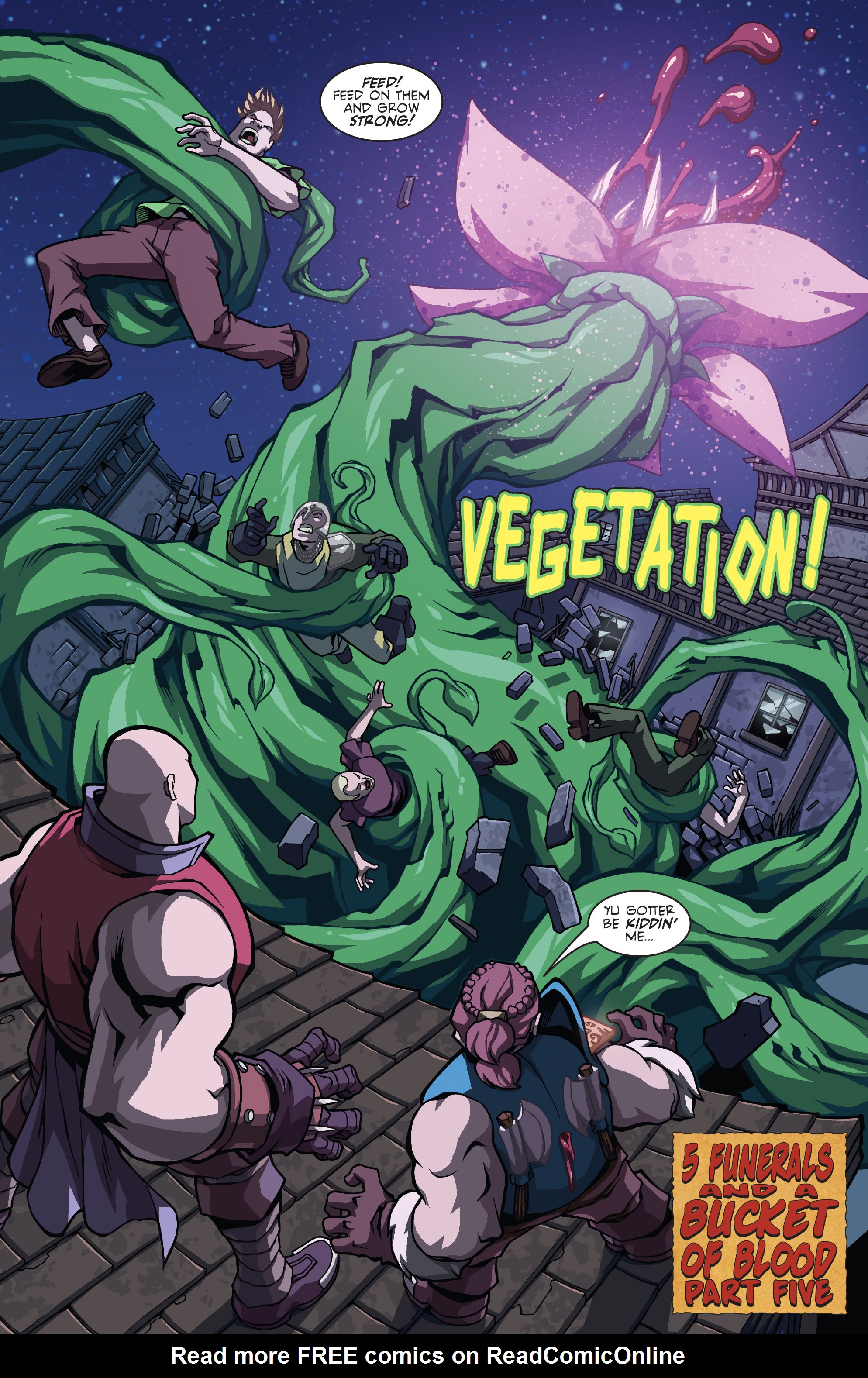 Read online Skullkickers comic -  Issue #11 - 3