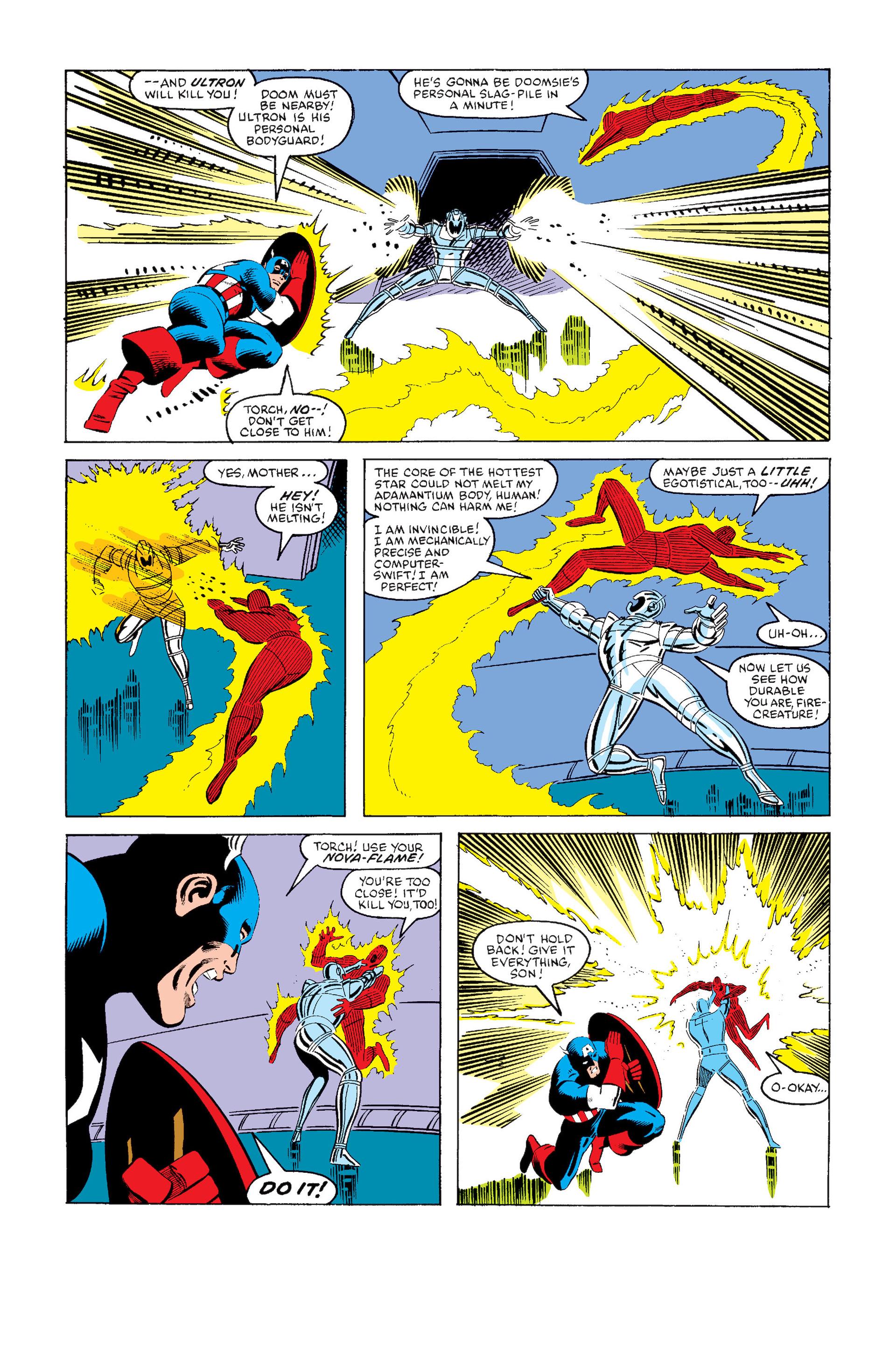 Read online Secret Wars (1985) comic -  Issue #8 - 18