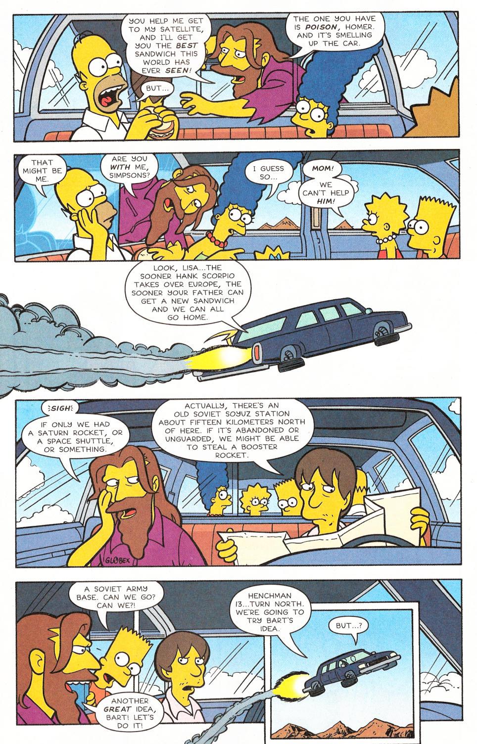 Read online Simpsons Comics comic -  Issue #117 - 13