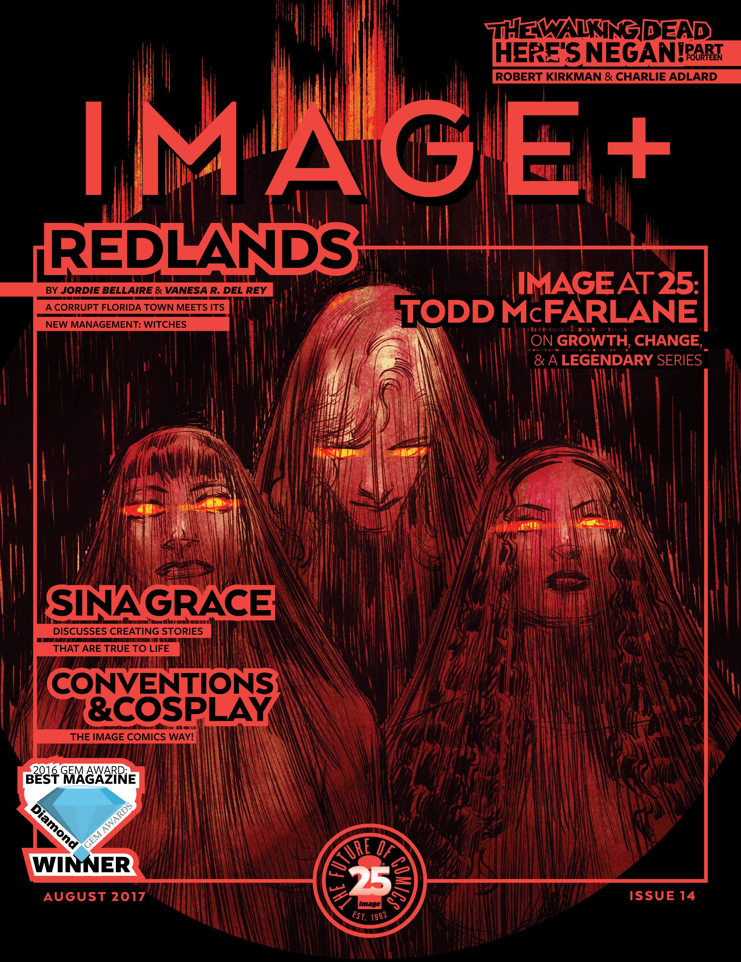 Read online Image comic -  Issue #14 - 1