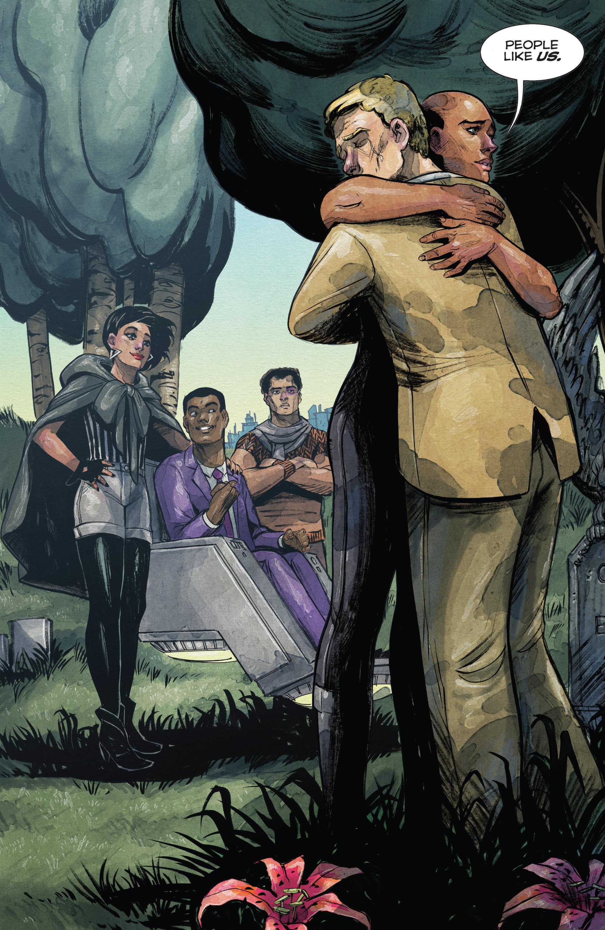 Read online Shutter comic -  Issue #23 - 19