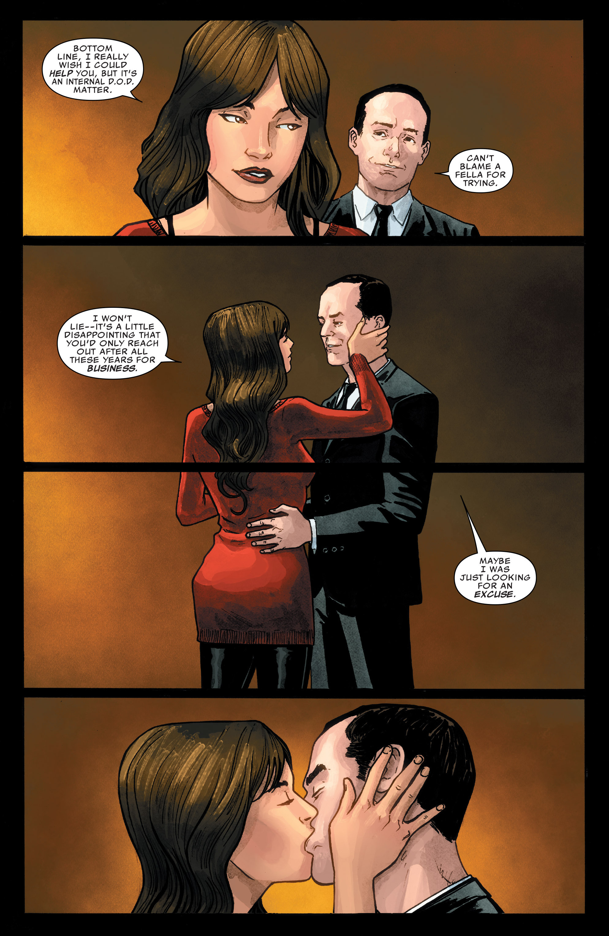 Read online Agents of S.H.I.E.L.D. comic -  Issue #1 - 17