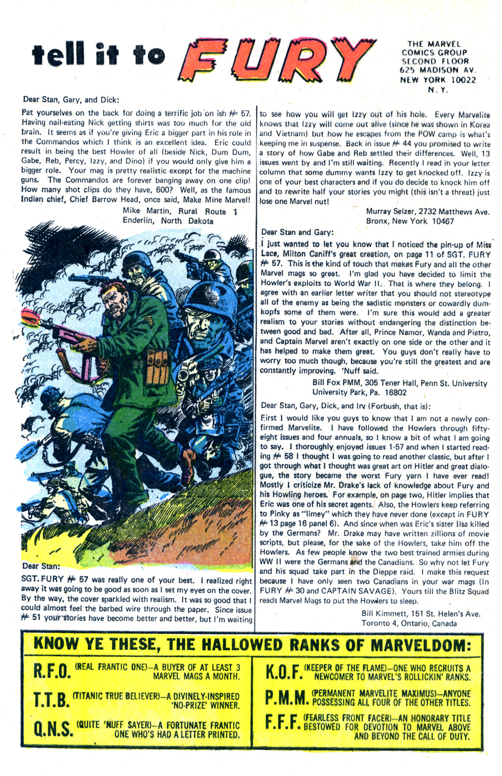 Read online Sgt. Fury comic -  Issue #60 - 32