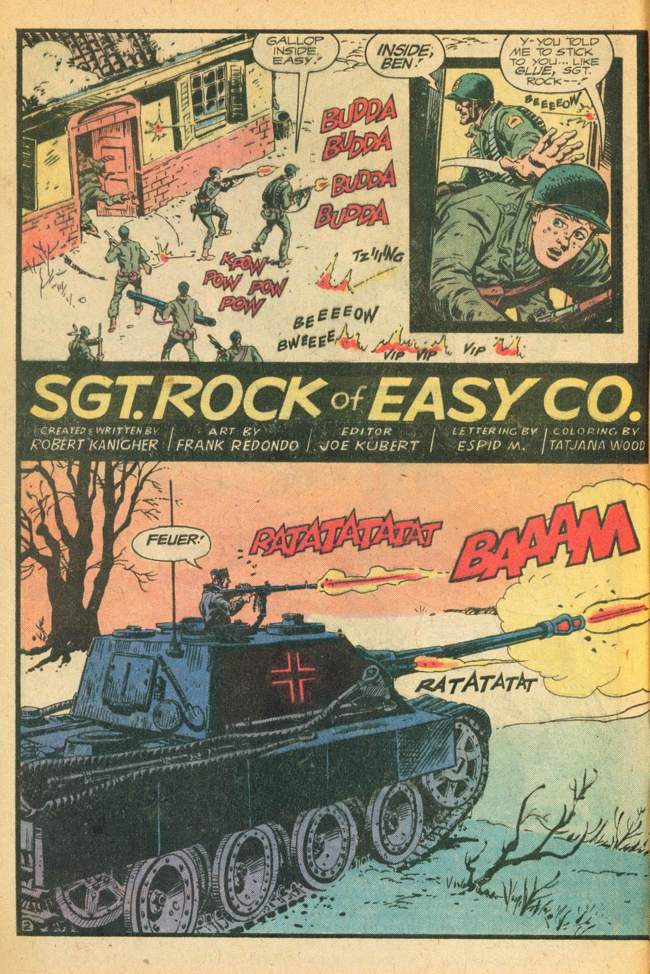 Read online Sgt. Rock comic -  Issue #329 - 4