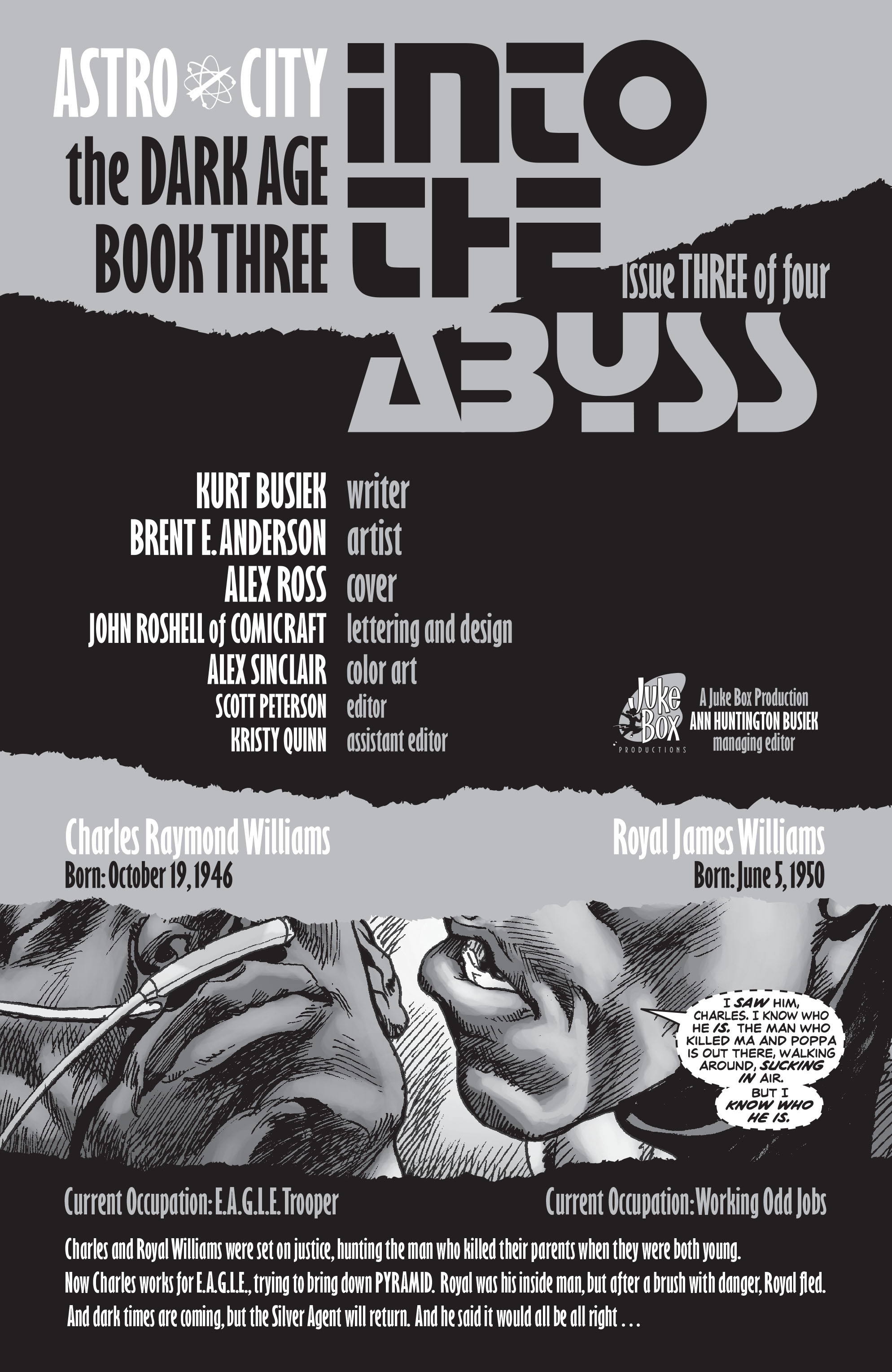 Read online Astro City: Dark Age/Book Three comic -  Issue #3 - 2