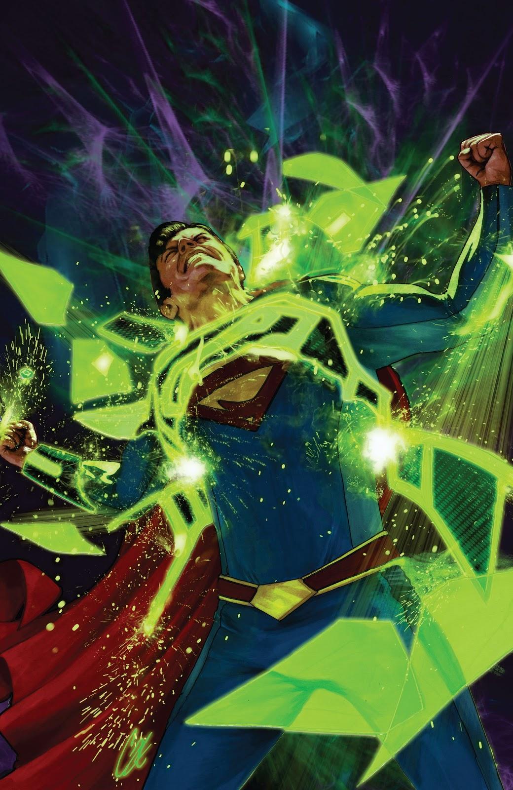 Read online Smallville Season 11 [II] comic -  Issue # TPB 7 - 100