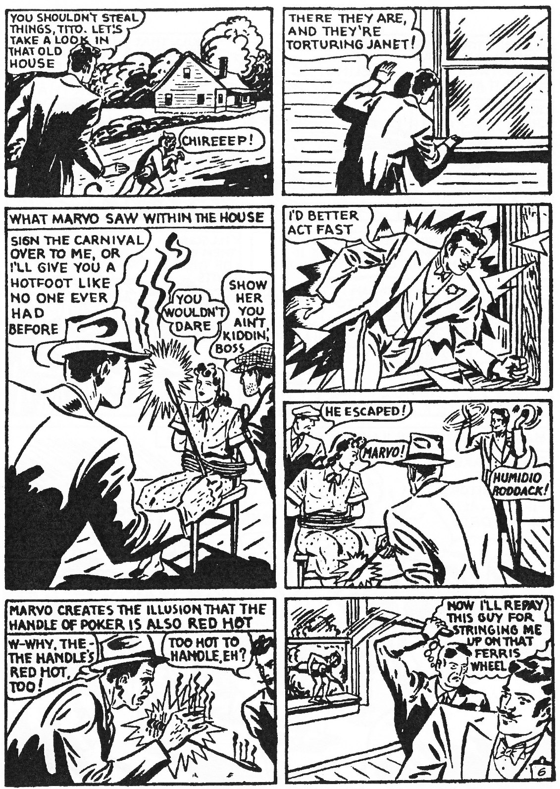 Read online Men of Mystery Comics comic -  Issue #81 - 149