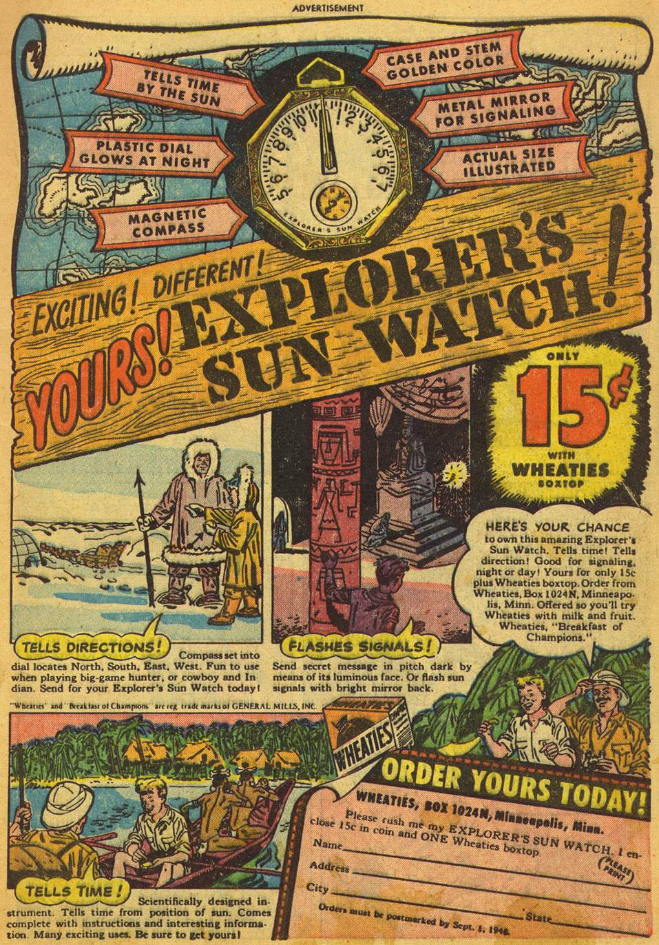 Read online Adventure Comics (1938) comic -  Issue #128 - 12