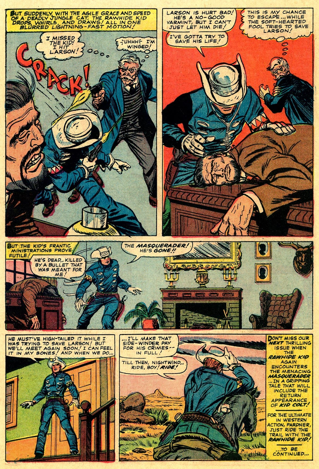 The Rawhide Kid (1955) issue 49 - Page 22