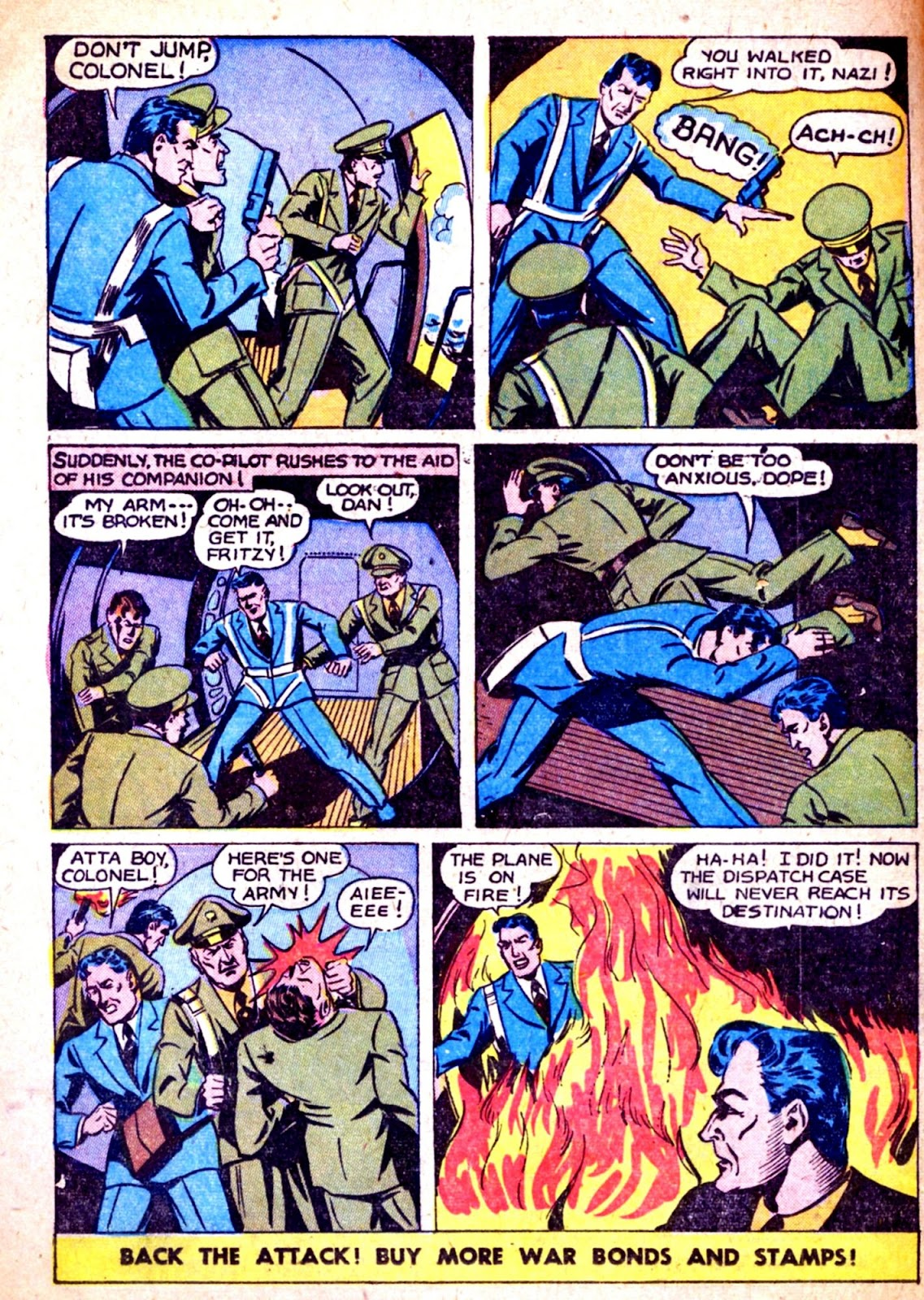 The Blue Beetle issue 31 - Page 18