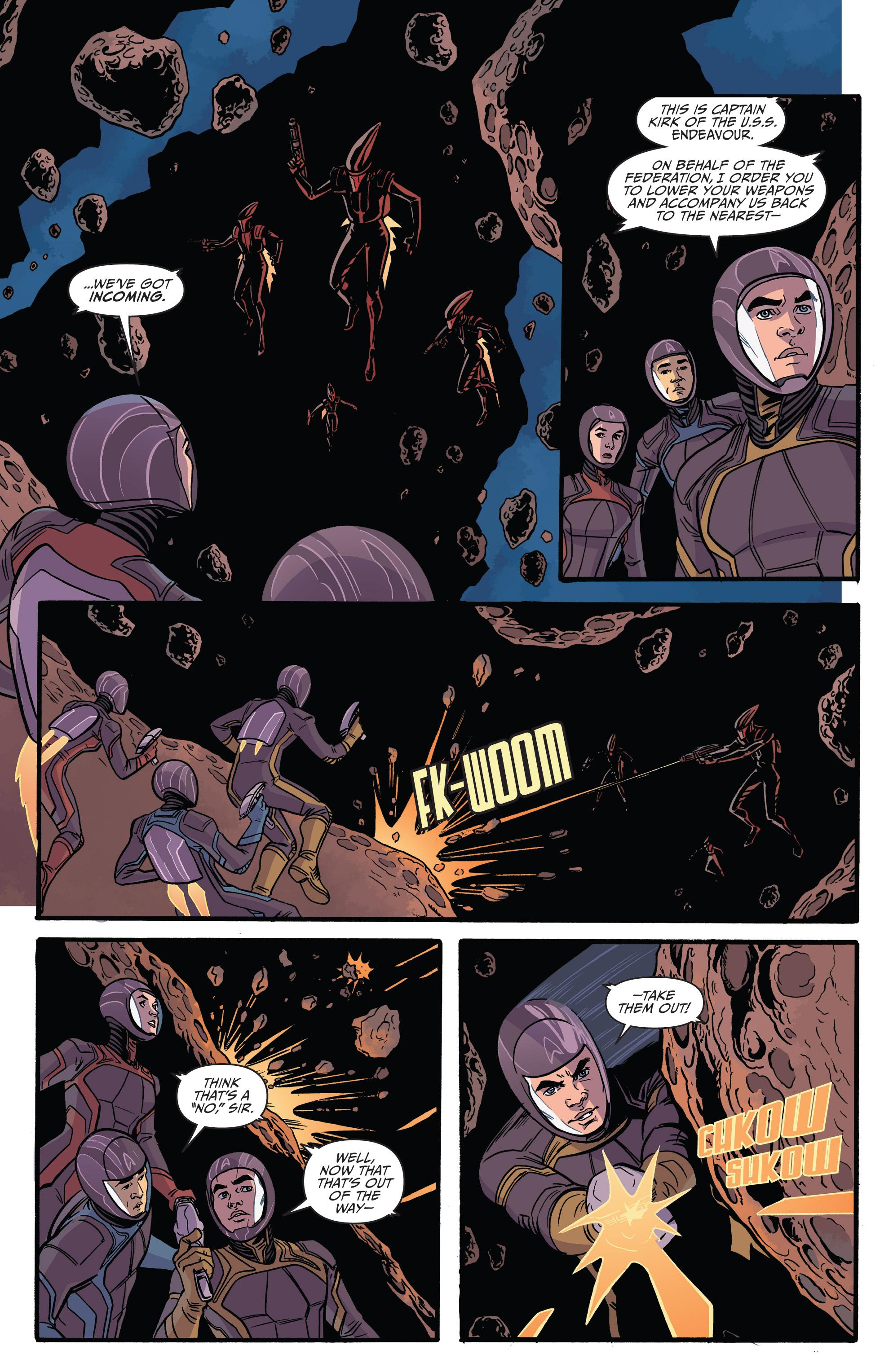 Read online Star Trek: Boldly Go comic -  Issue #8 - 4