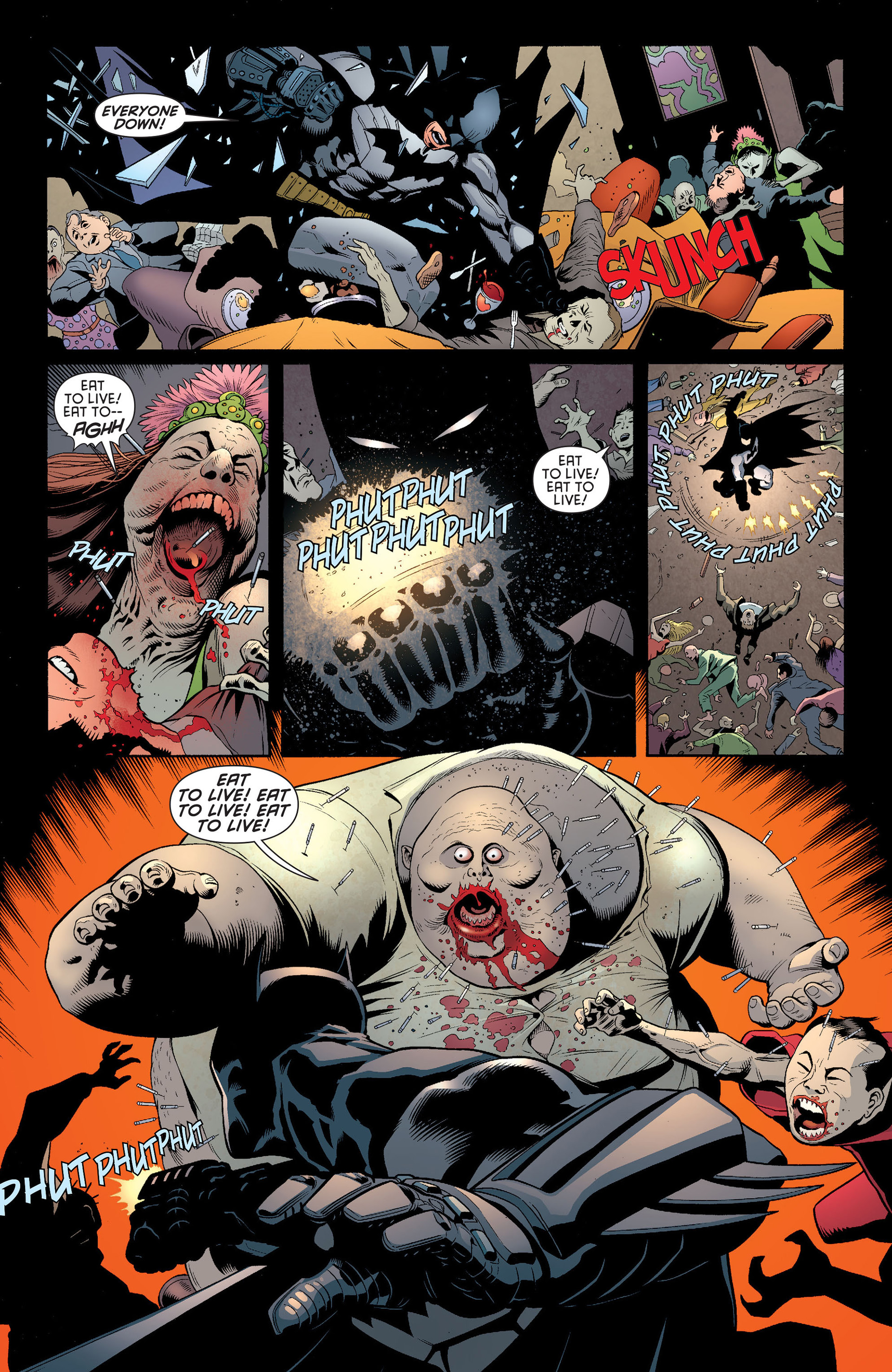 Read online Batman and Robin (2011) comic -  Issue #14 - 4