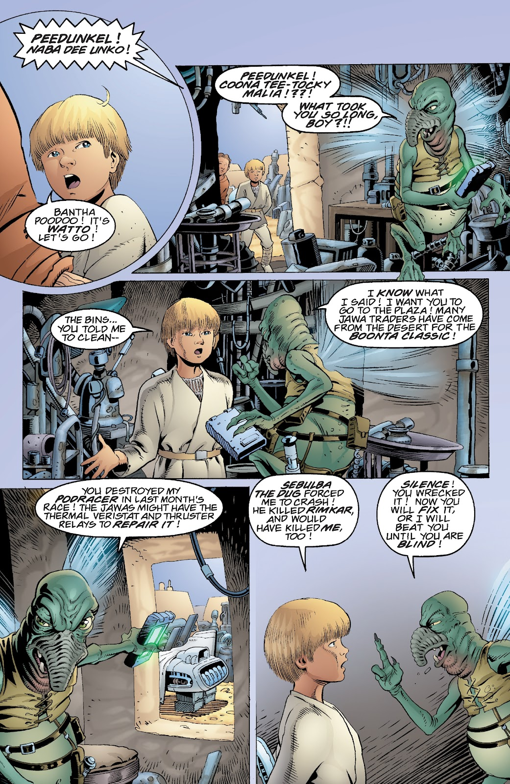 Read online Star Wars Legends: Rise of the Sith - Epic Collection comic -  Issue # TPB 2 (Part 4) - 50