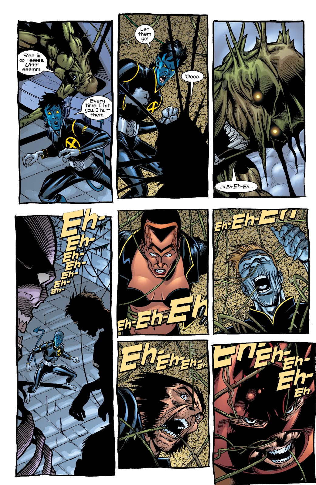 Read online X-Men: Unstoppable comic -  Issue # TPB (Part 1) - 53