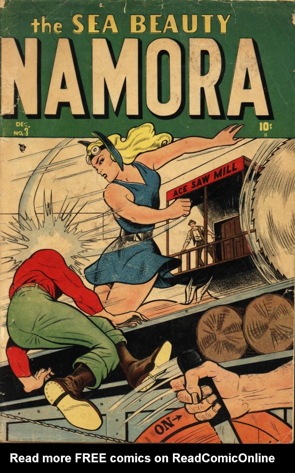 Namora (1948) 3 Page 1