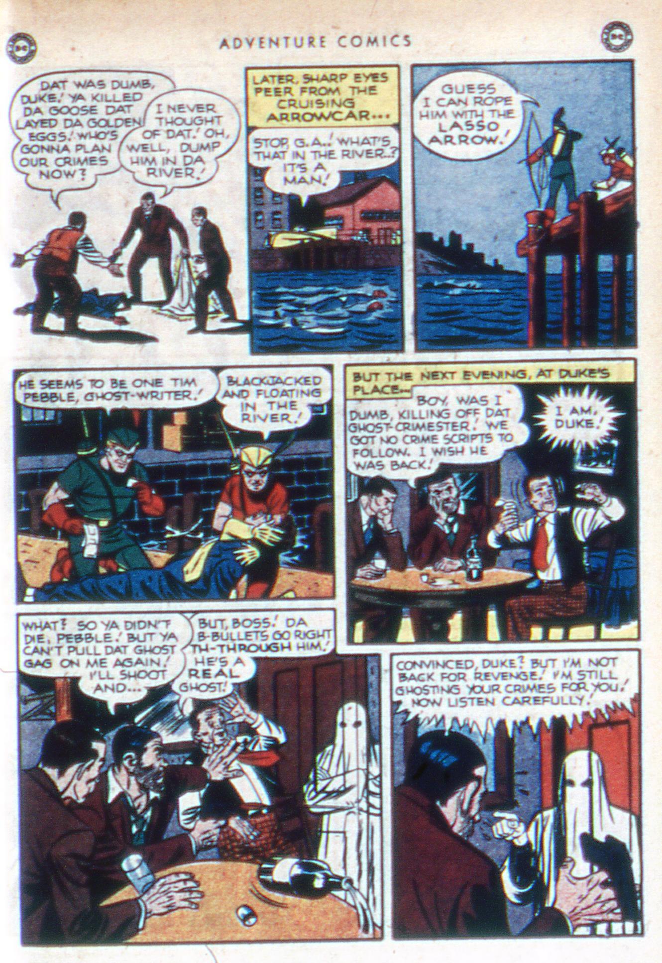 Read online Adventure Comics (1938) comic -  Issue #136 - 47