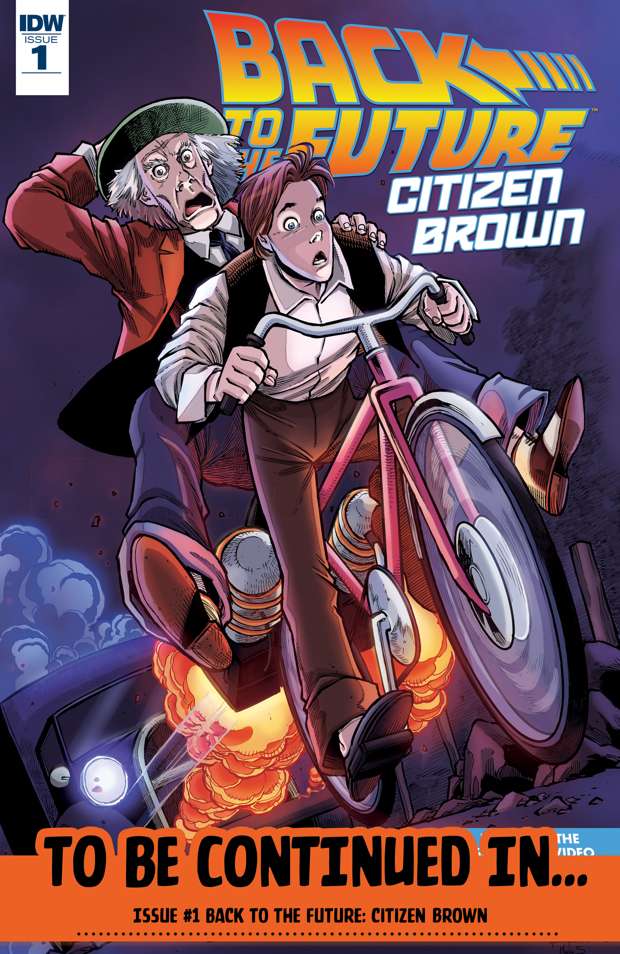 Read online Back to the Future: Biff to the Future comic -  Issue #5 - 31