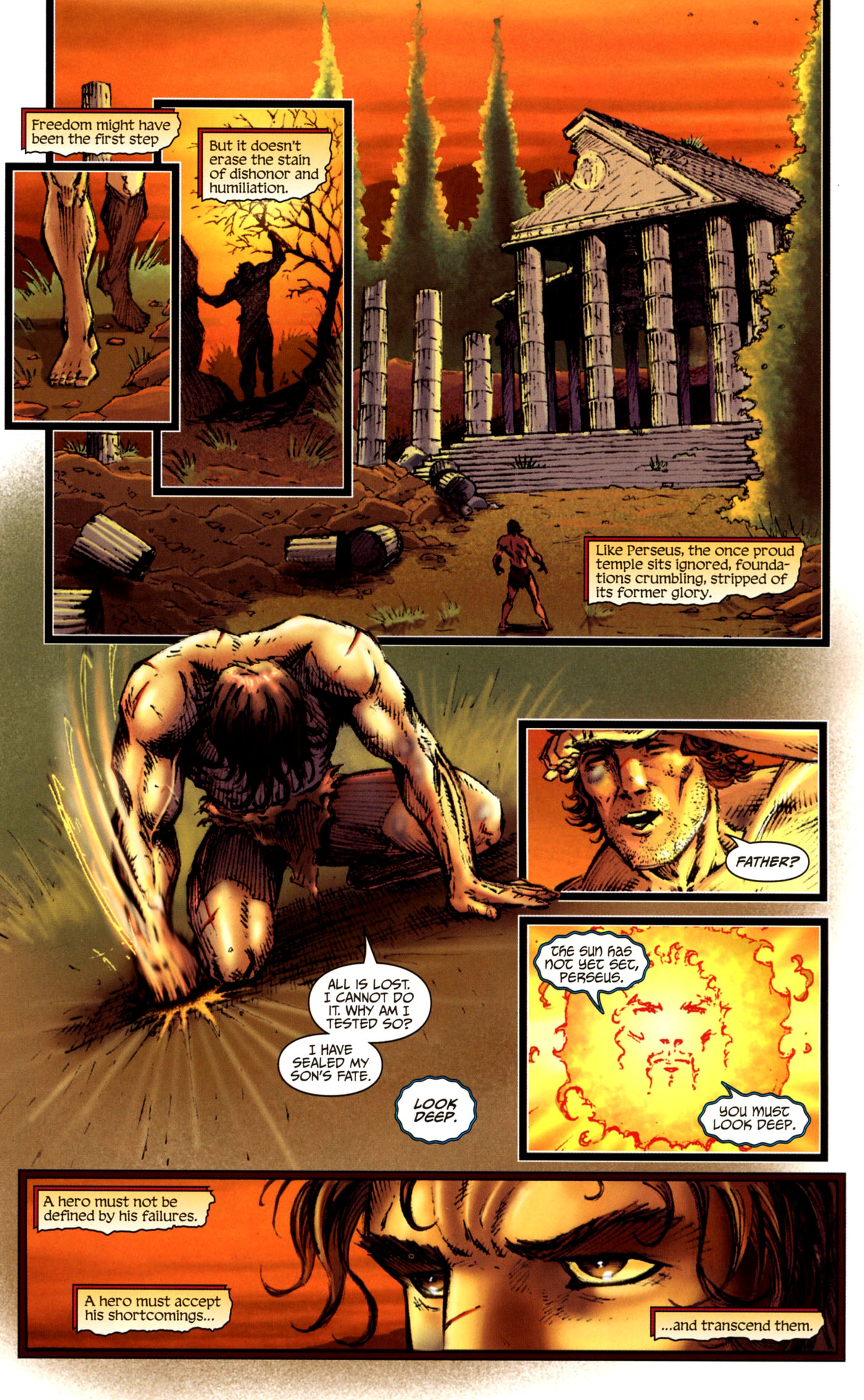Read online Wrath of the Titans comic -  Issue #4 - 10