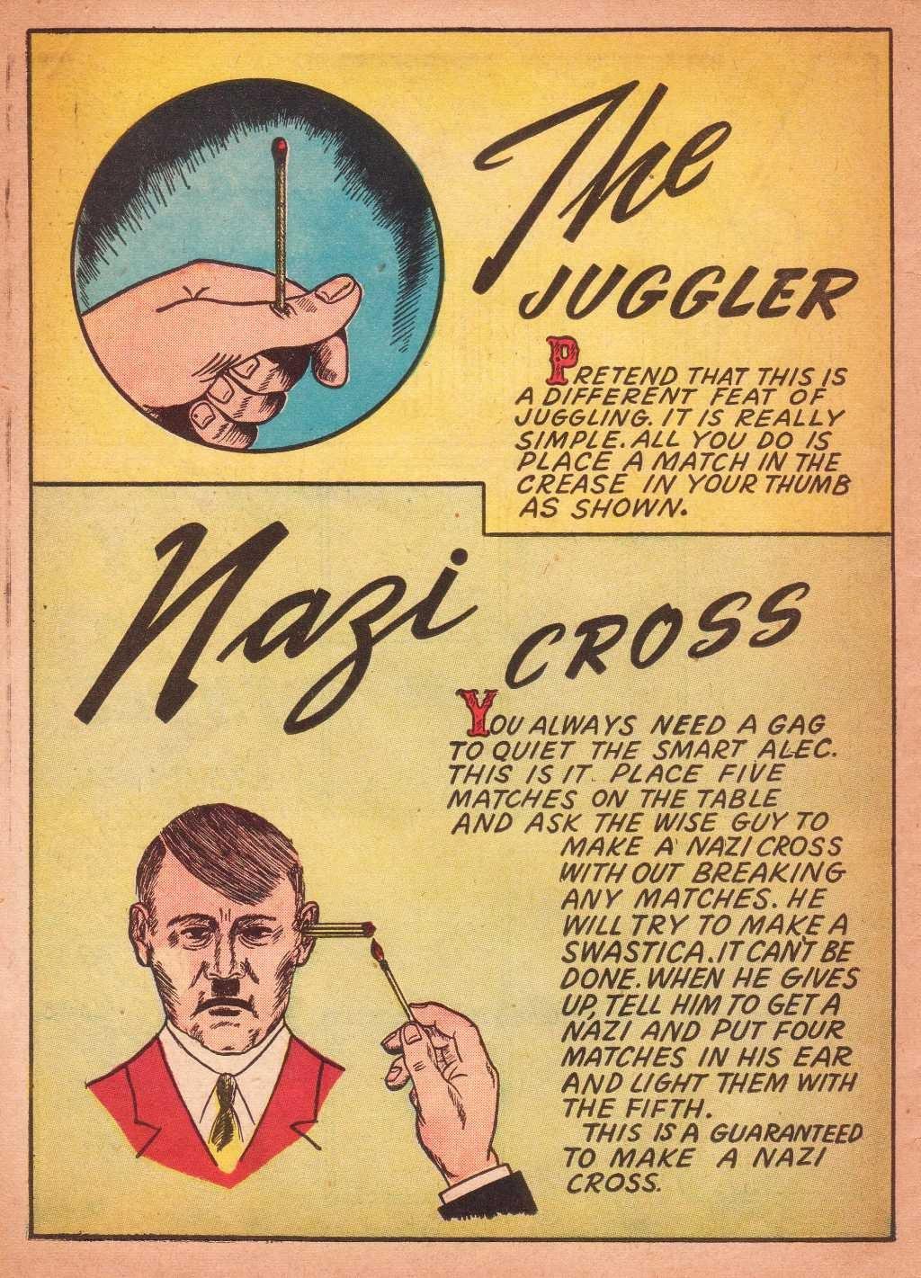Read online Super-Magician Comics comic -  Issue #2 - 46