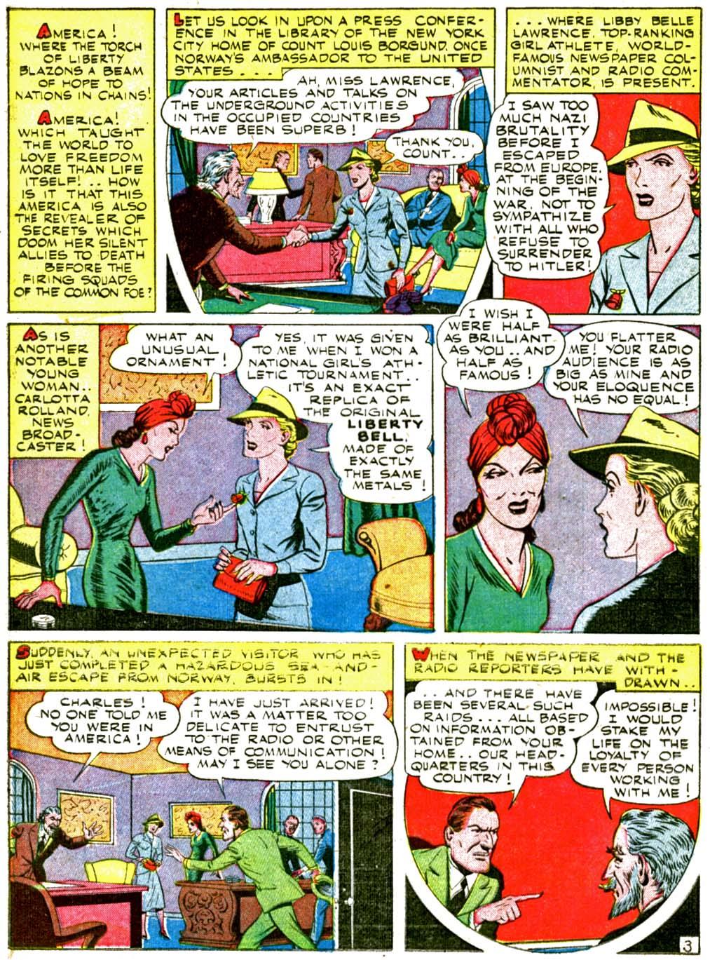 Boy Commandos issue 2 - Page 49
