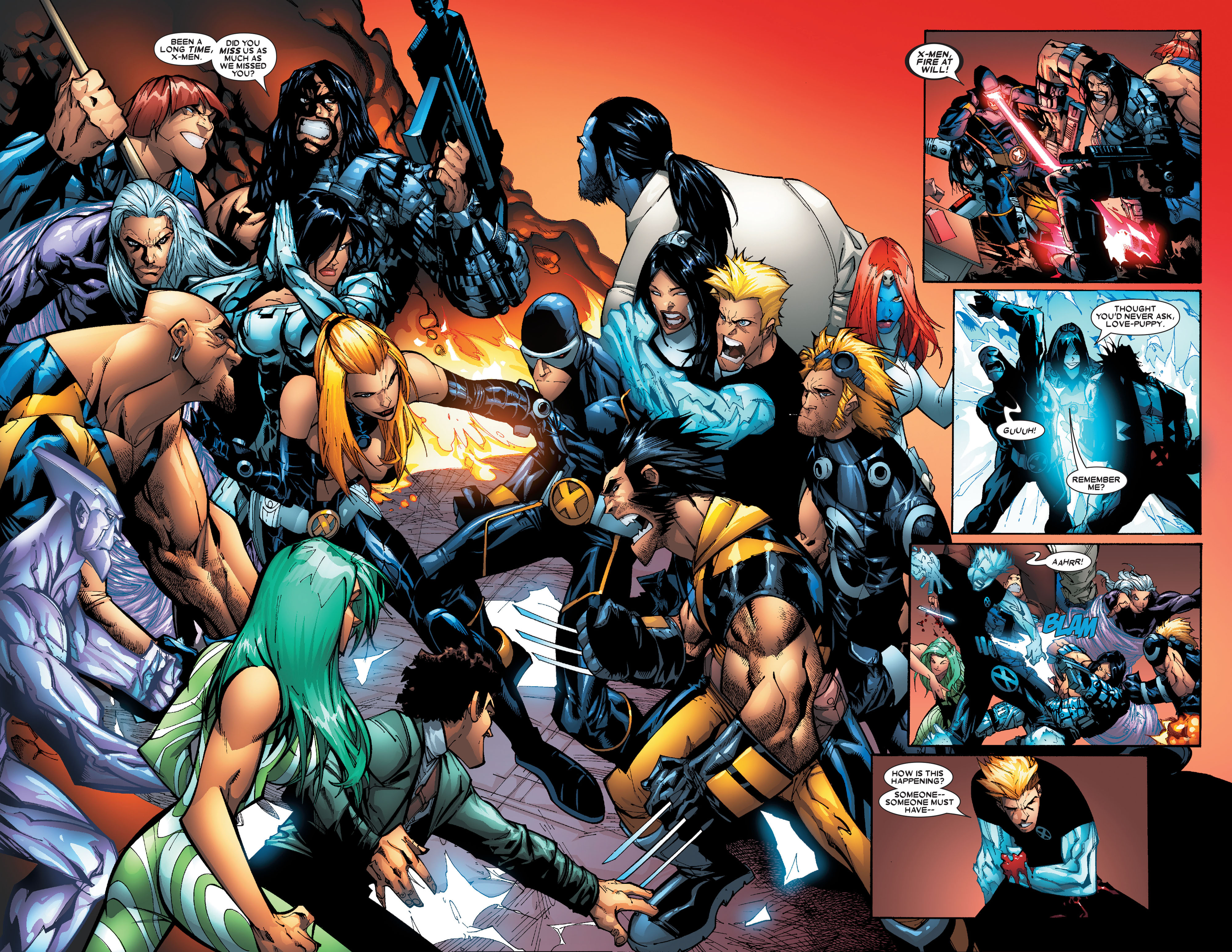 X-Men (1991) 200 Page 31
