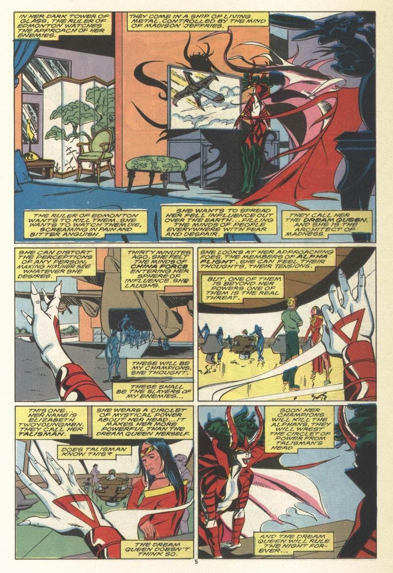 Read online Alpha Flight (1983) comic -  Issue #69 - 7