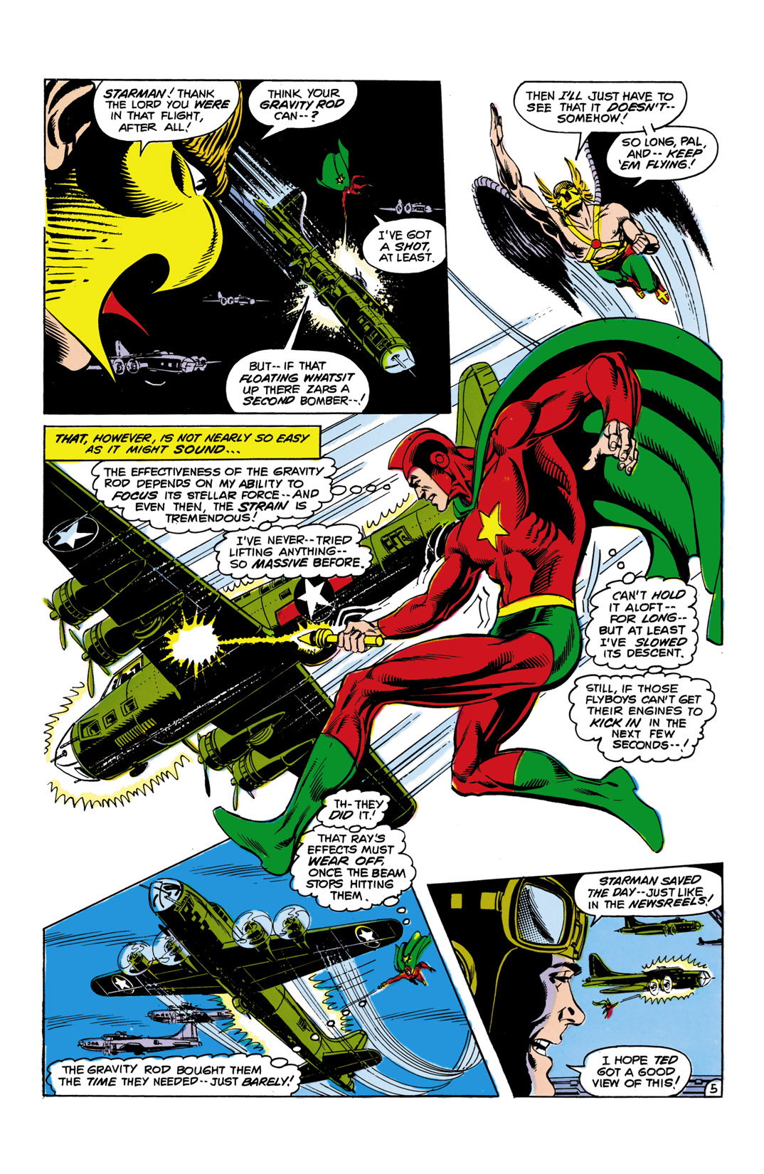 Read online All-Star Squadron comic -  Issue #10 - 6
