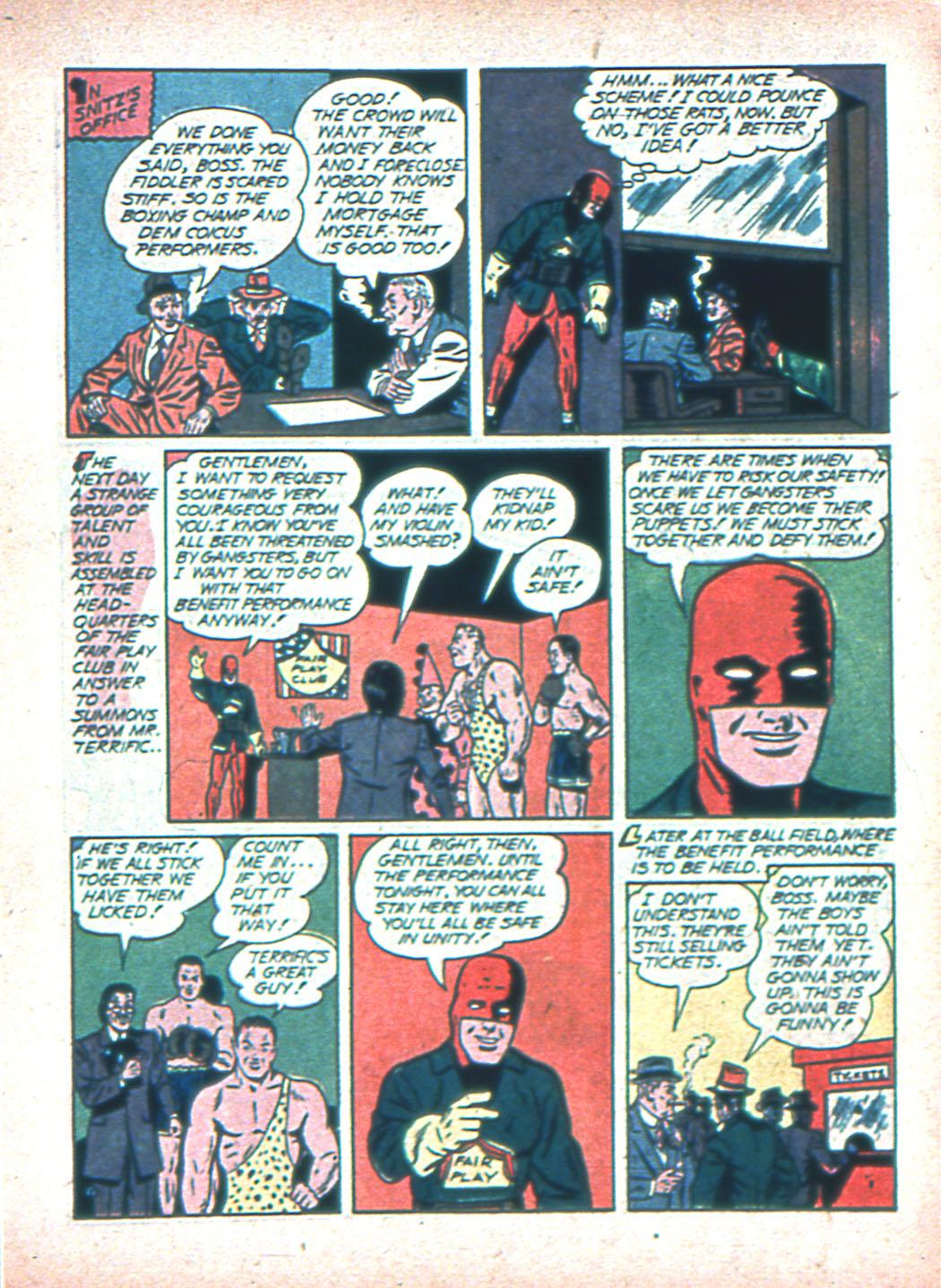 Read online Sensation (Mystery) Comics comic -  Issue #2 - 29