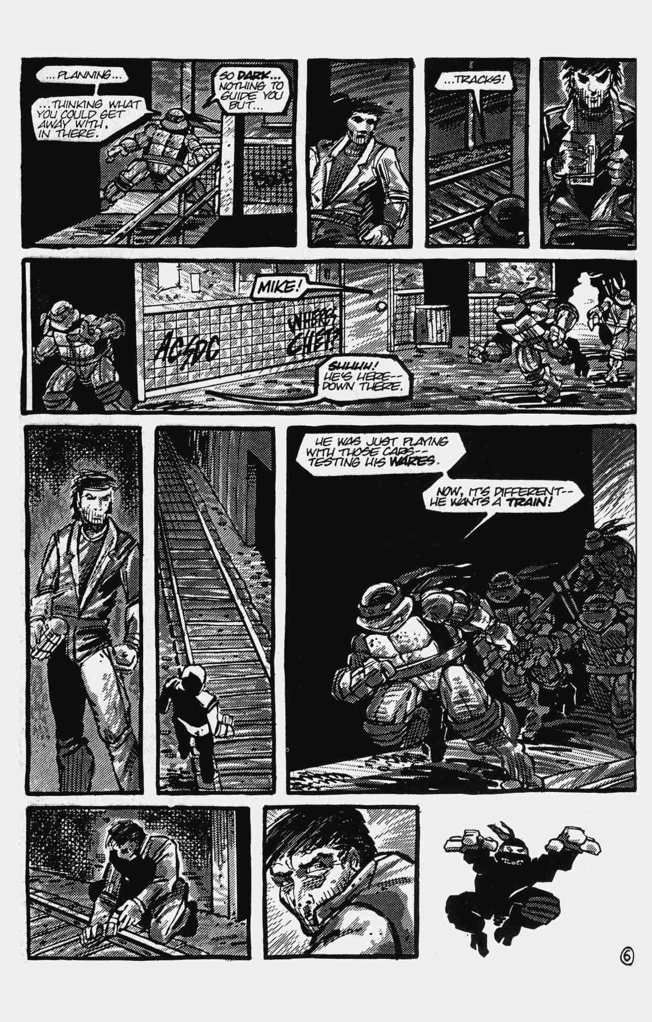 Read online Shell Shock comic -  Issue # Full - 112