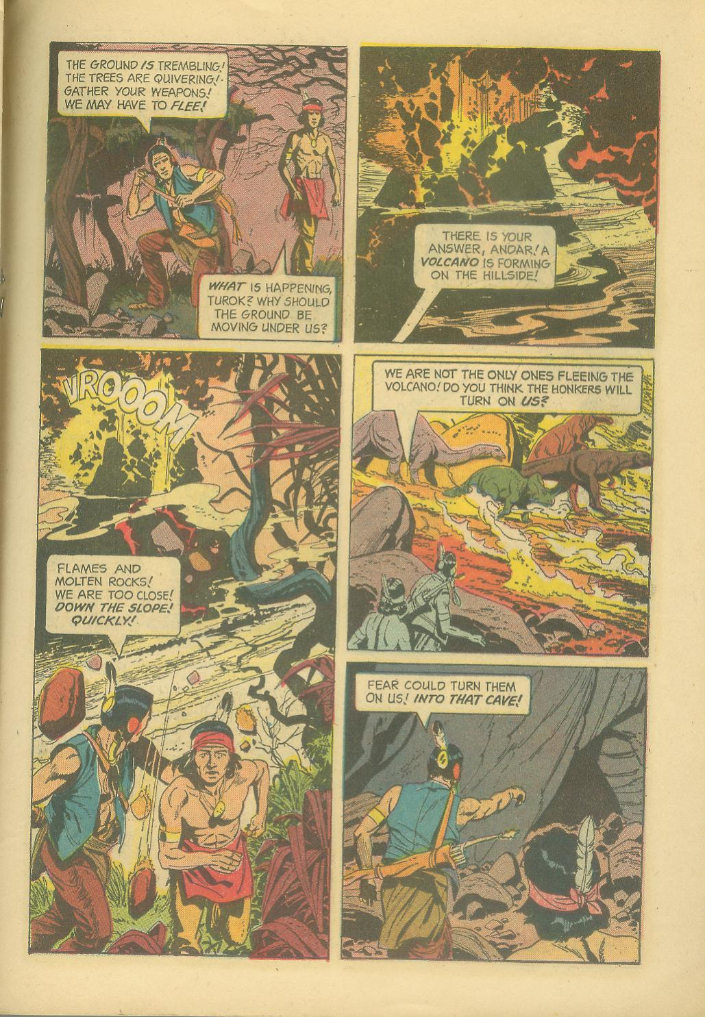 Read online Turok, Son of Stone comic -  Issue #30 - 23