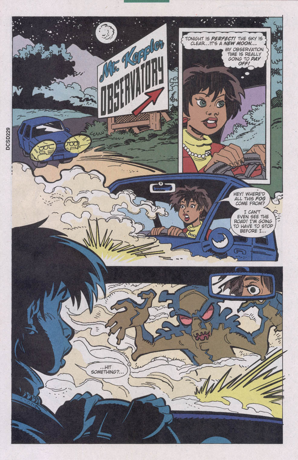Read online Scooby-Doo (1997) comic -  Issue #77 - 3