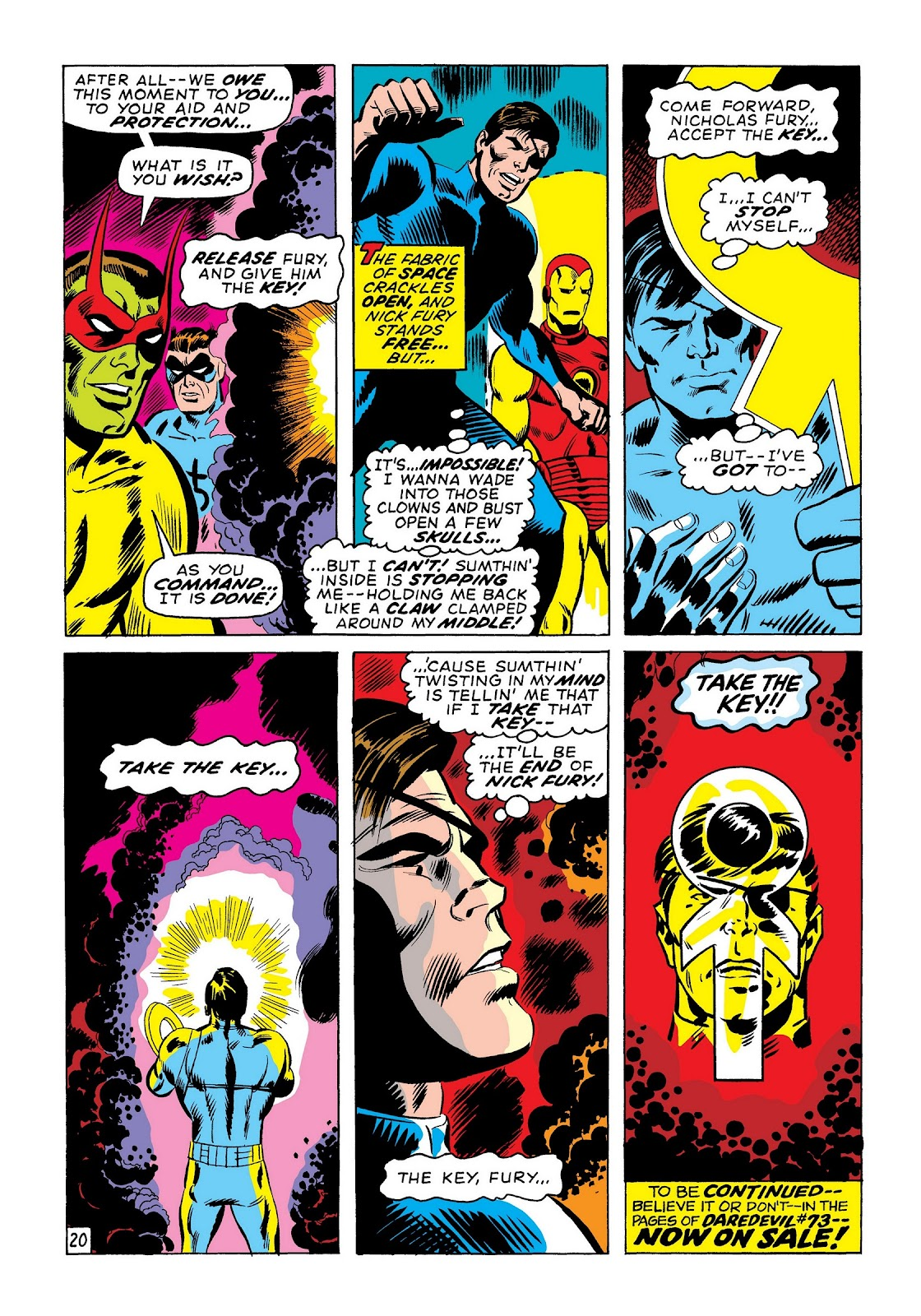Read online Marvel Masterworks: The Invincible Iron Man comic -  Issue # TPB 7 (Part 3) - 8