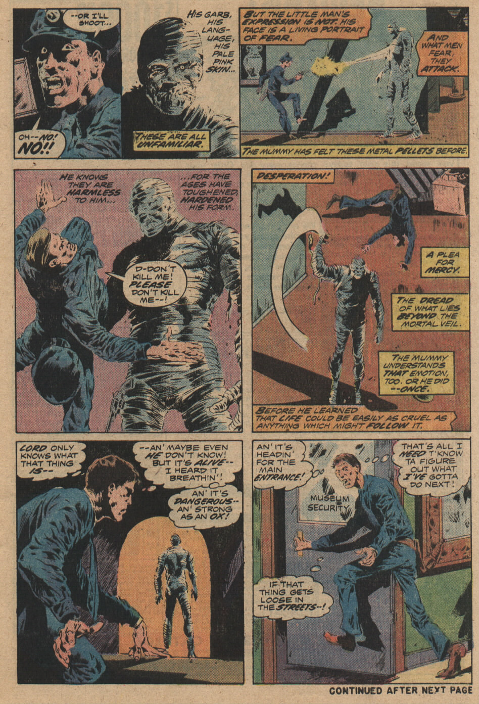 Supernatural Thrillers issue 7 - Page 4