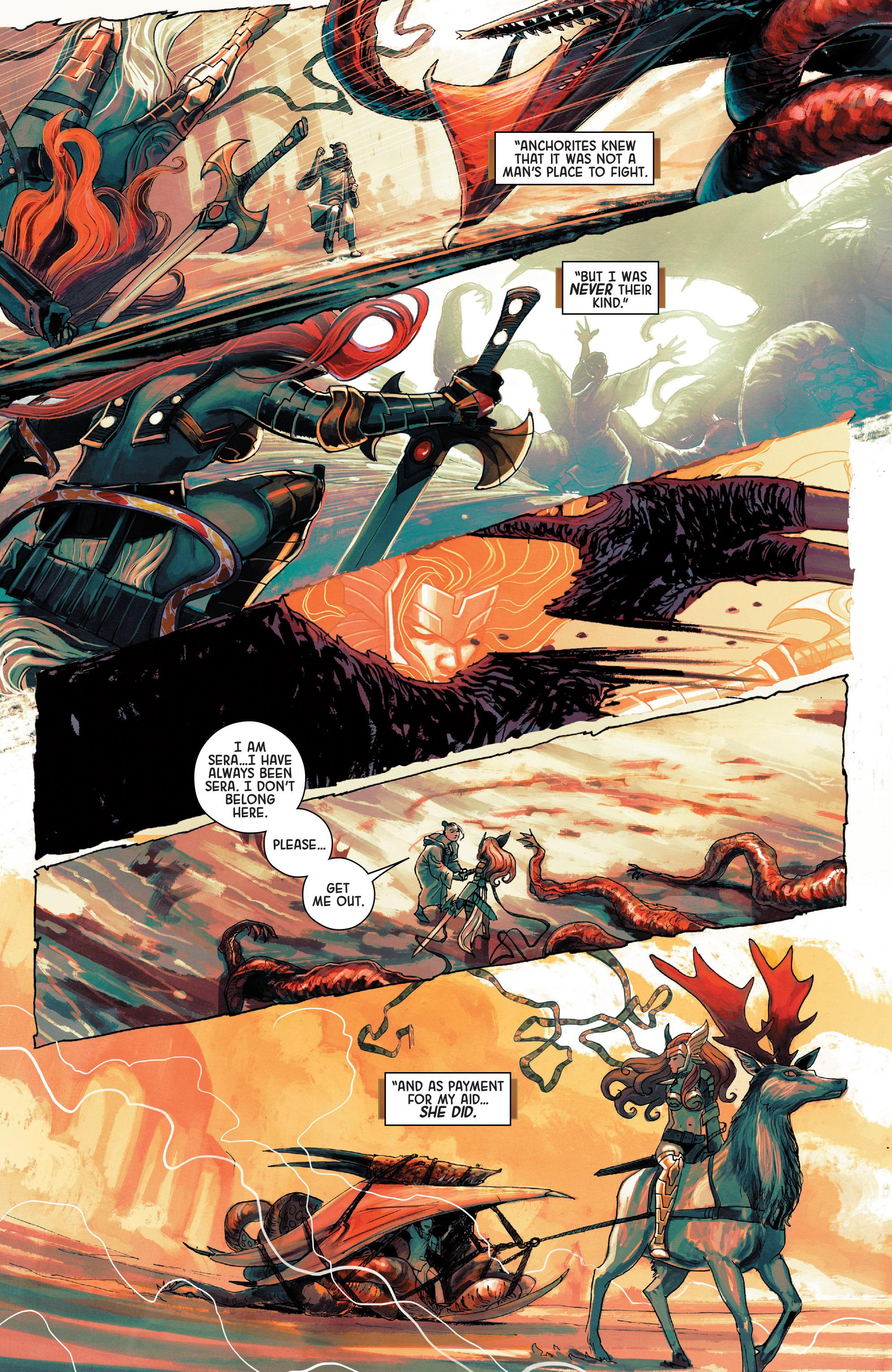 Read online Angela: Asgard's Assassin comic -  Issue #3 - 15