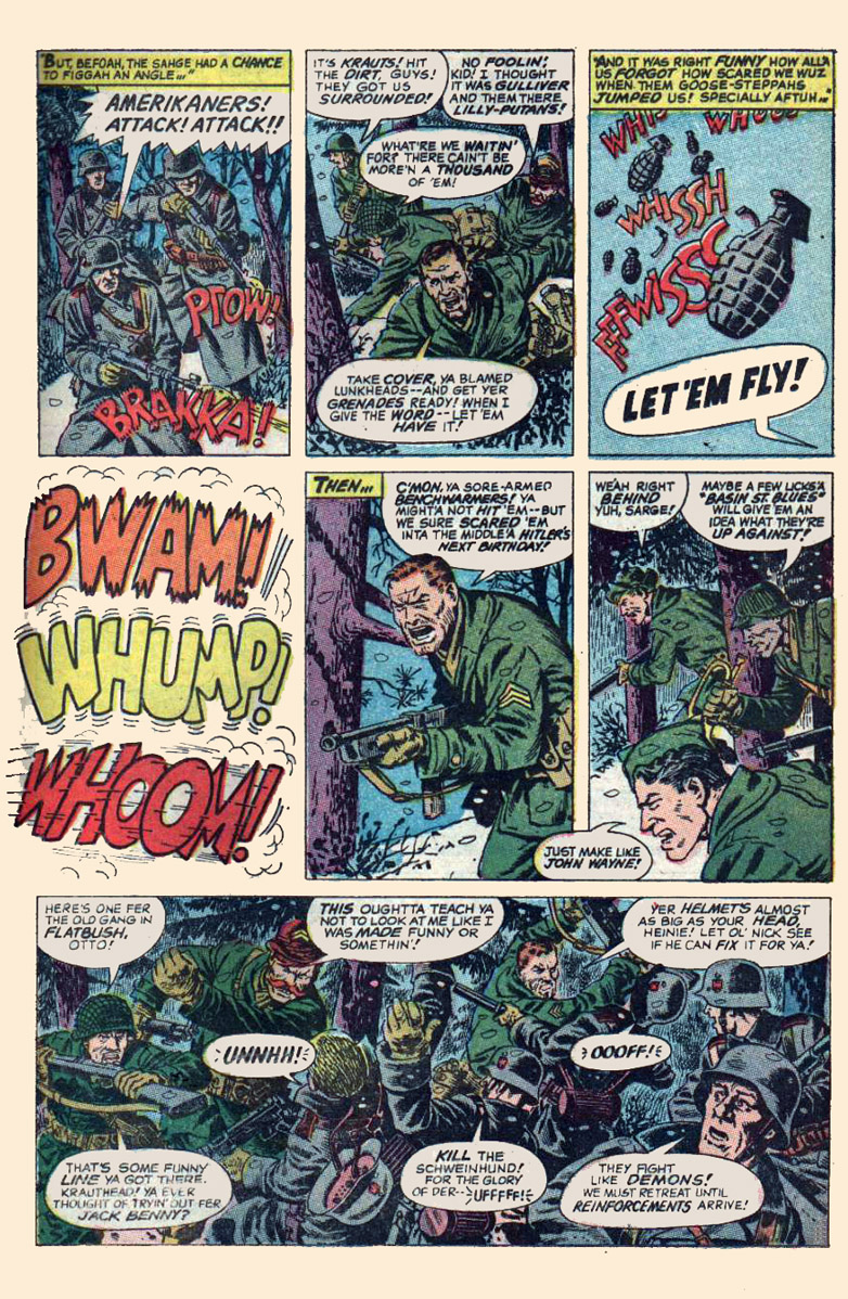 Read online Sgt. Fury comic -  Issue #139 - 13