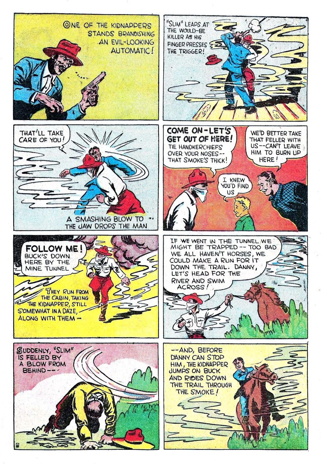 Amazing Man Comics issue 5 - Page 57