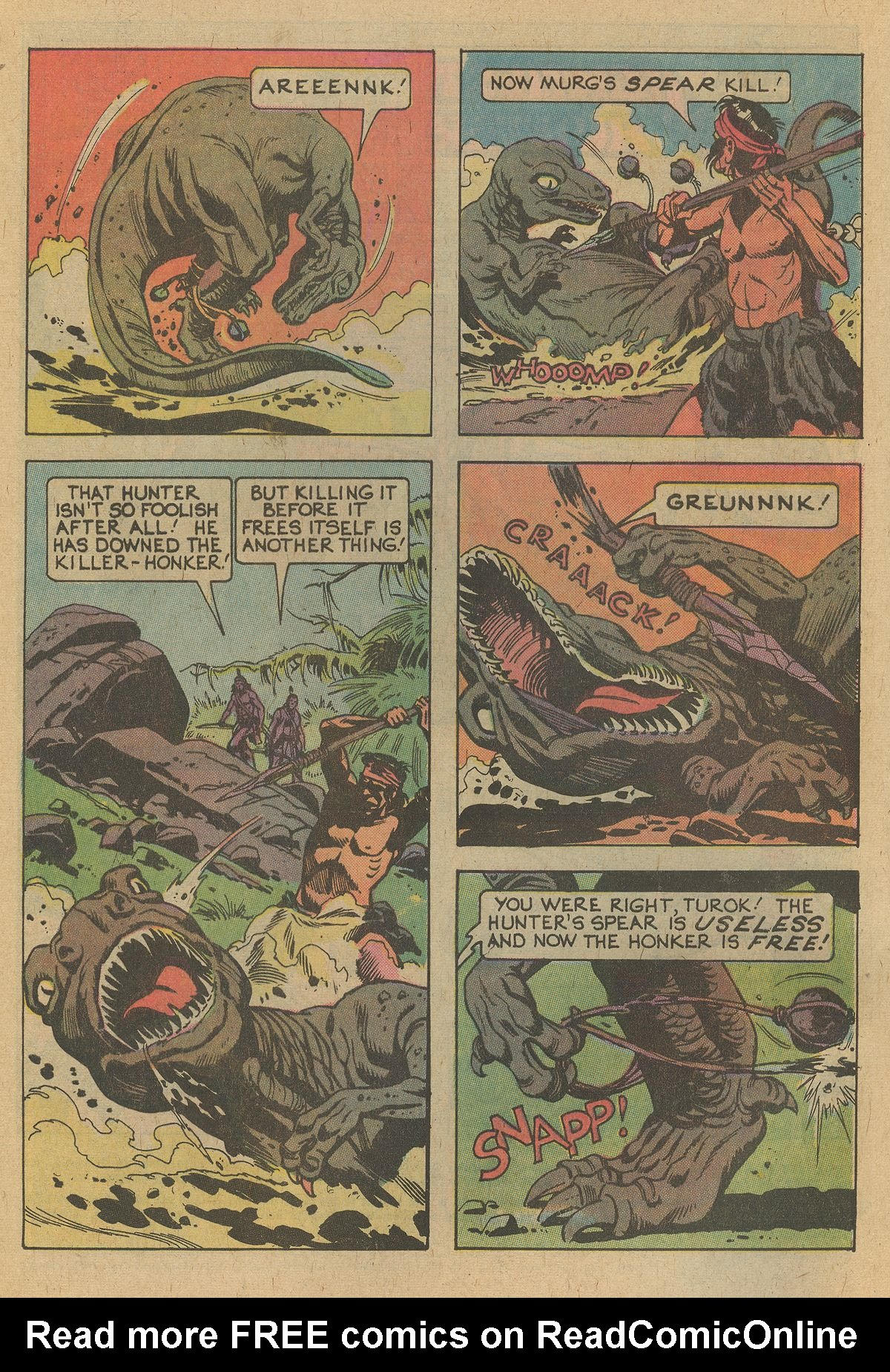 Read online Turok, Son of Stone comic -  Issue #109 - 4