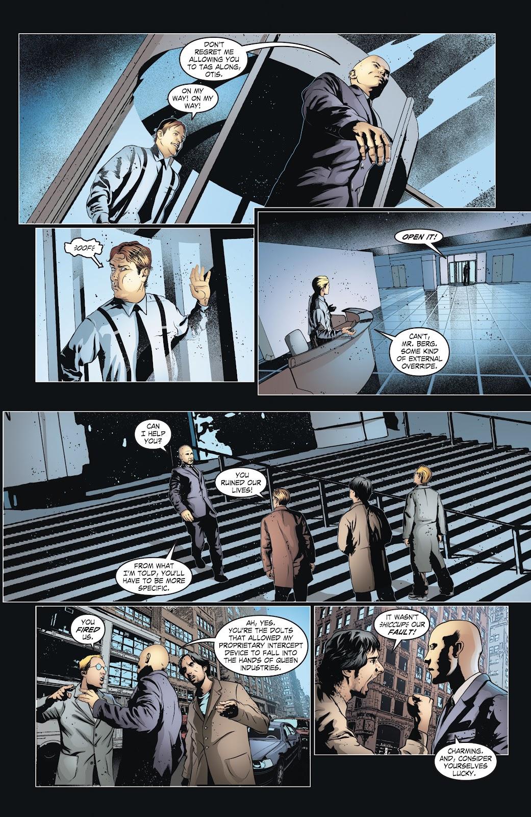 Read online Smallville Season 11 [II] comic -  Issue # TPB 6 - 15