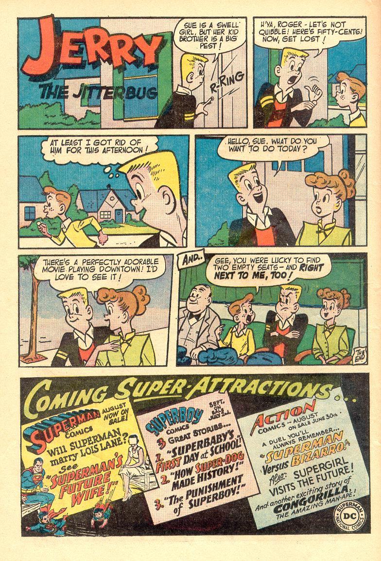 Read online Adventure Comics (1938) comic -  Issue #263 - 23