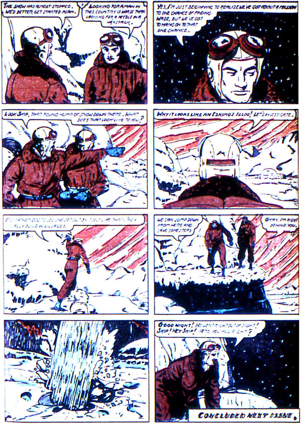 Read online Adventure Comics (1938) comic -  Issue #44 - 49